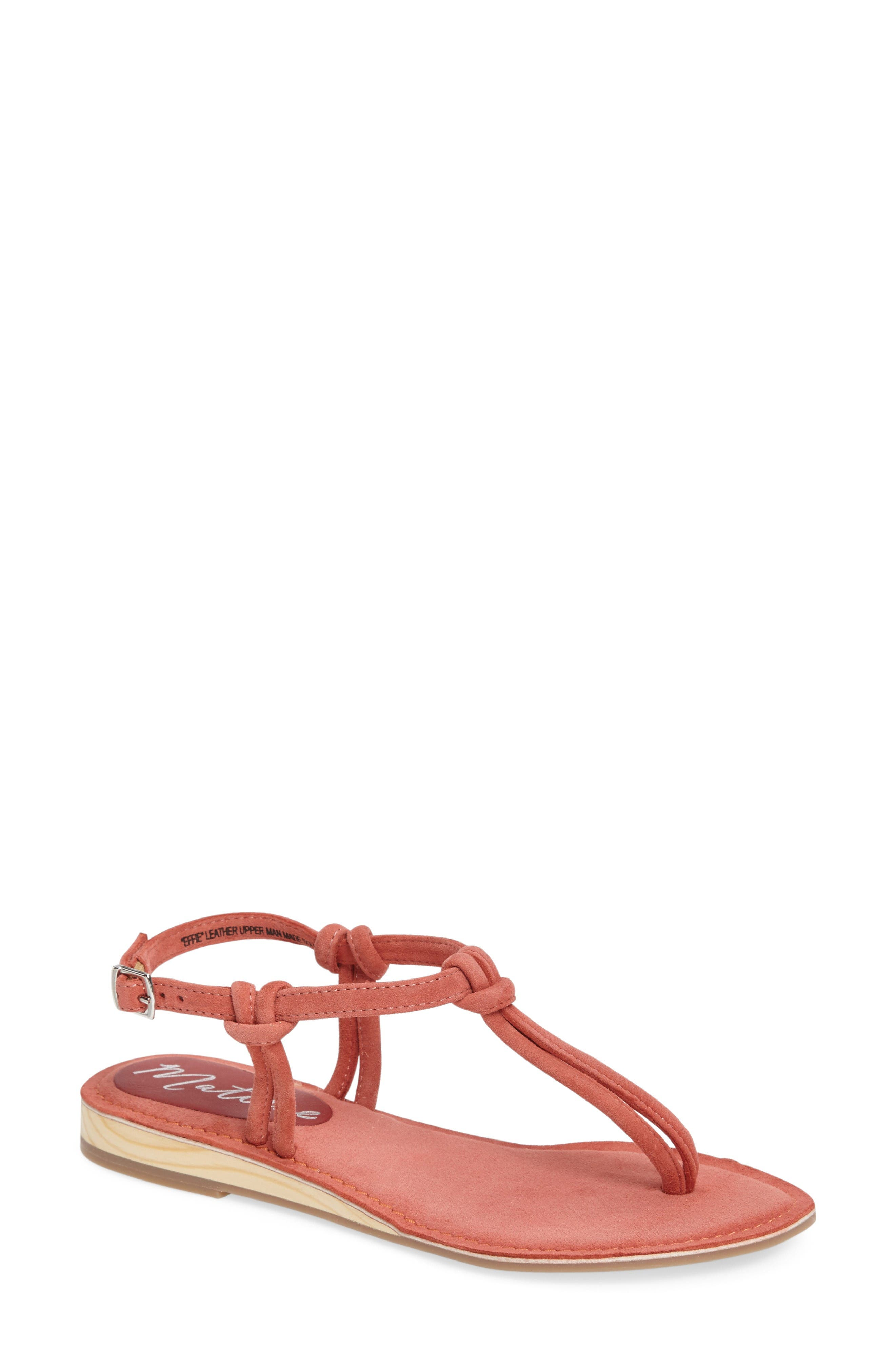Matisse Effie Knotted Sandal (Women)