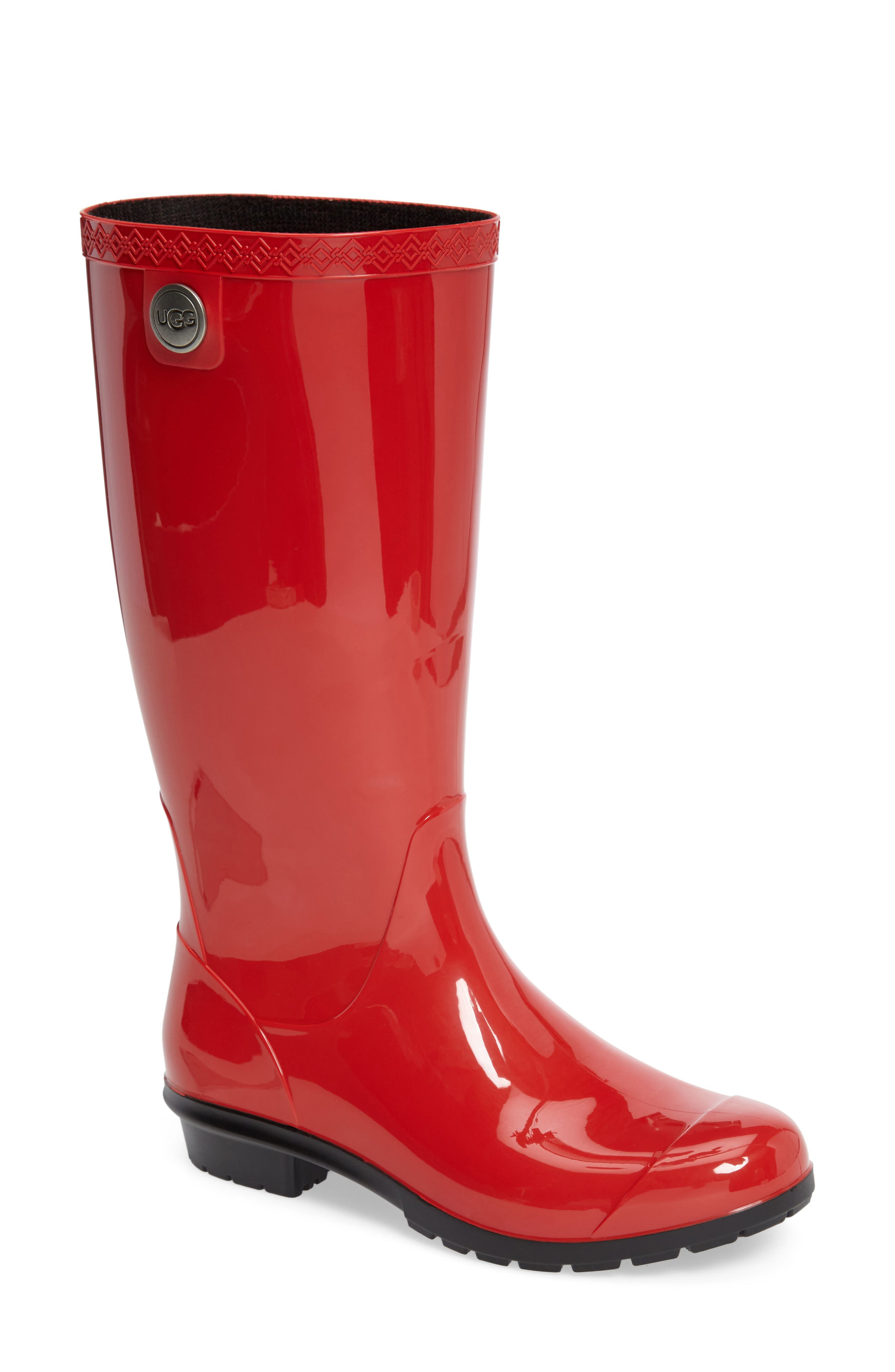 Alternate Image 1 Selected - UGG® 'Shaye' Rain Boot (Women)