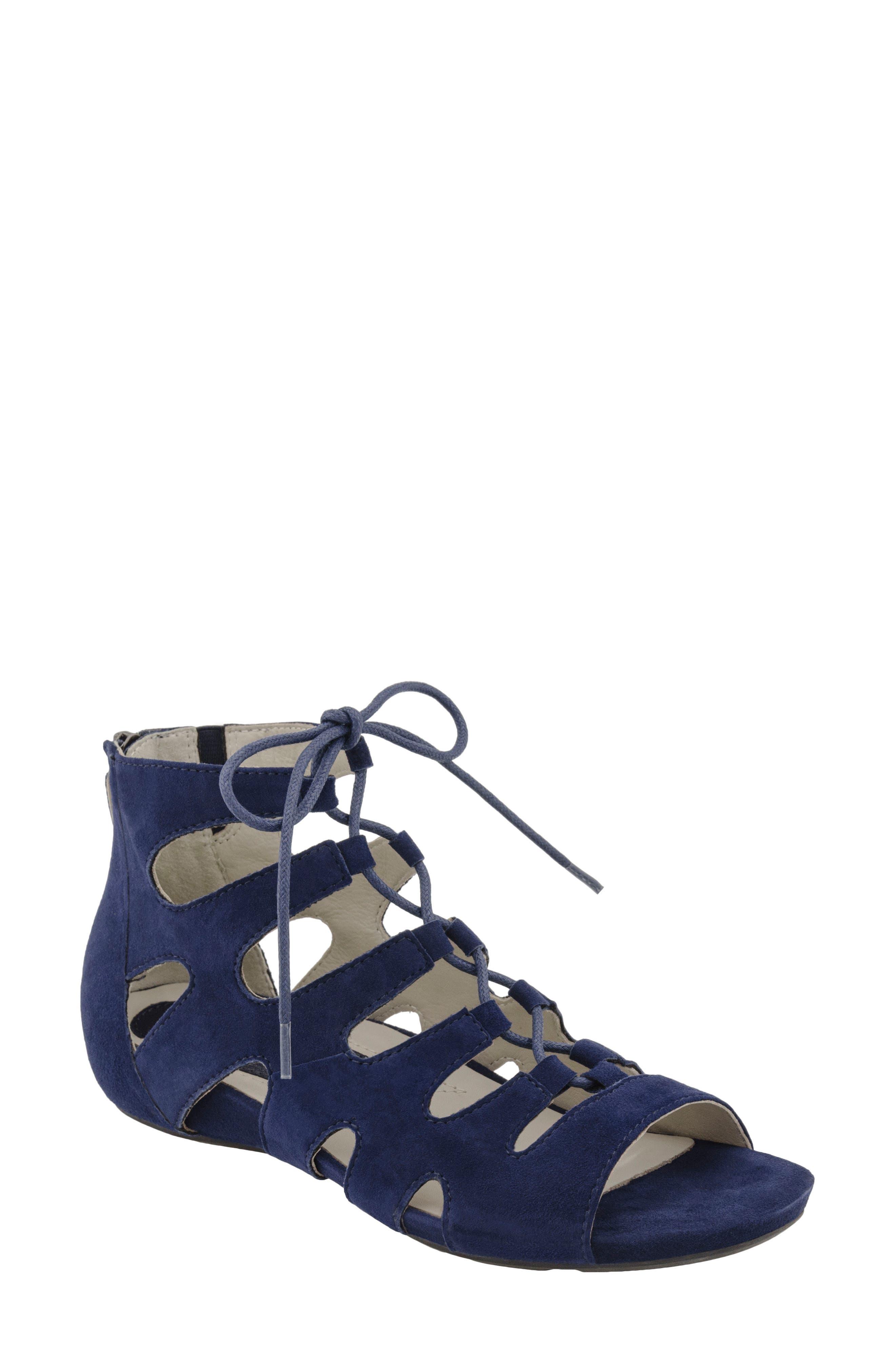 Earthies® Roma Cage Sandal (Women)