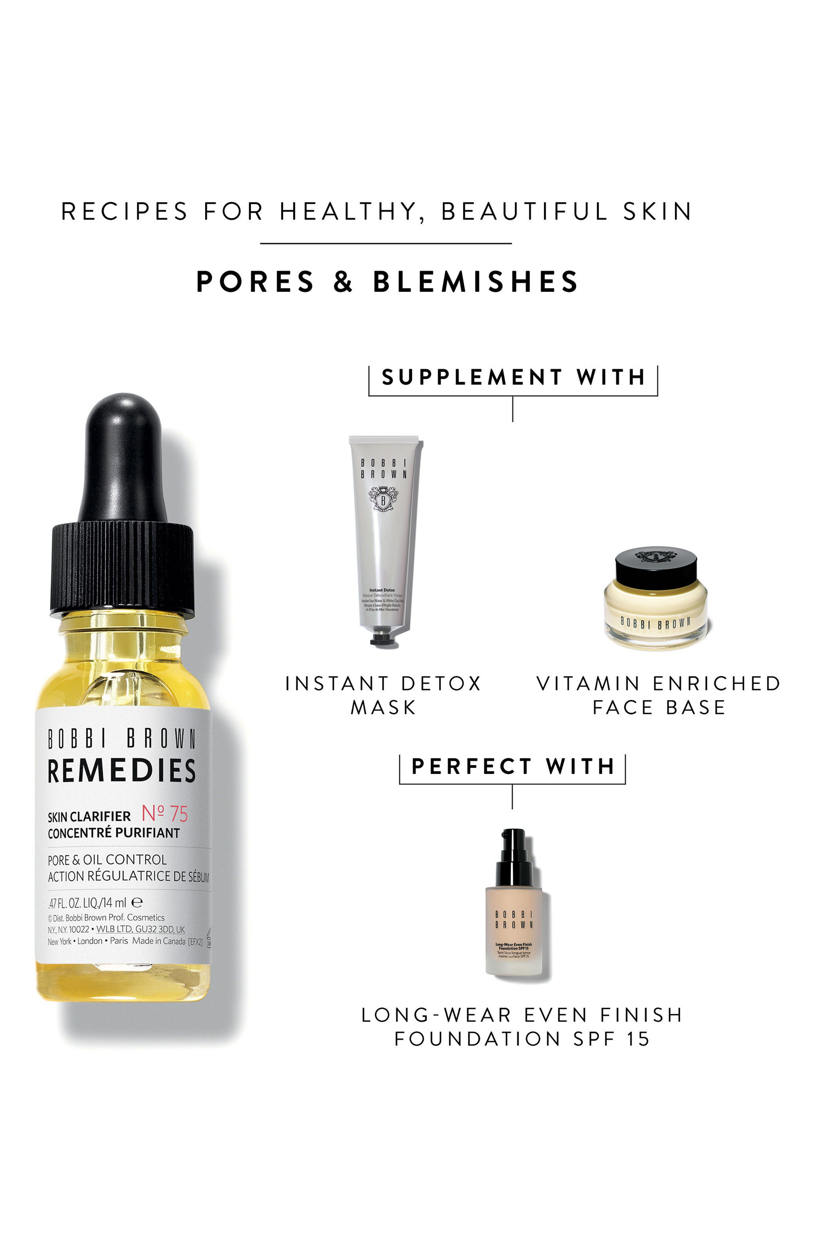 Alternate Image 5  - Bobbi Brown Remedies Skin Clarifier Pore & Oil Control