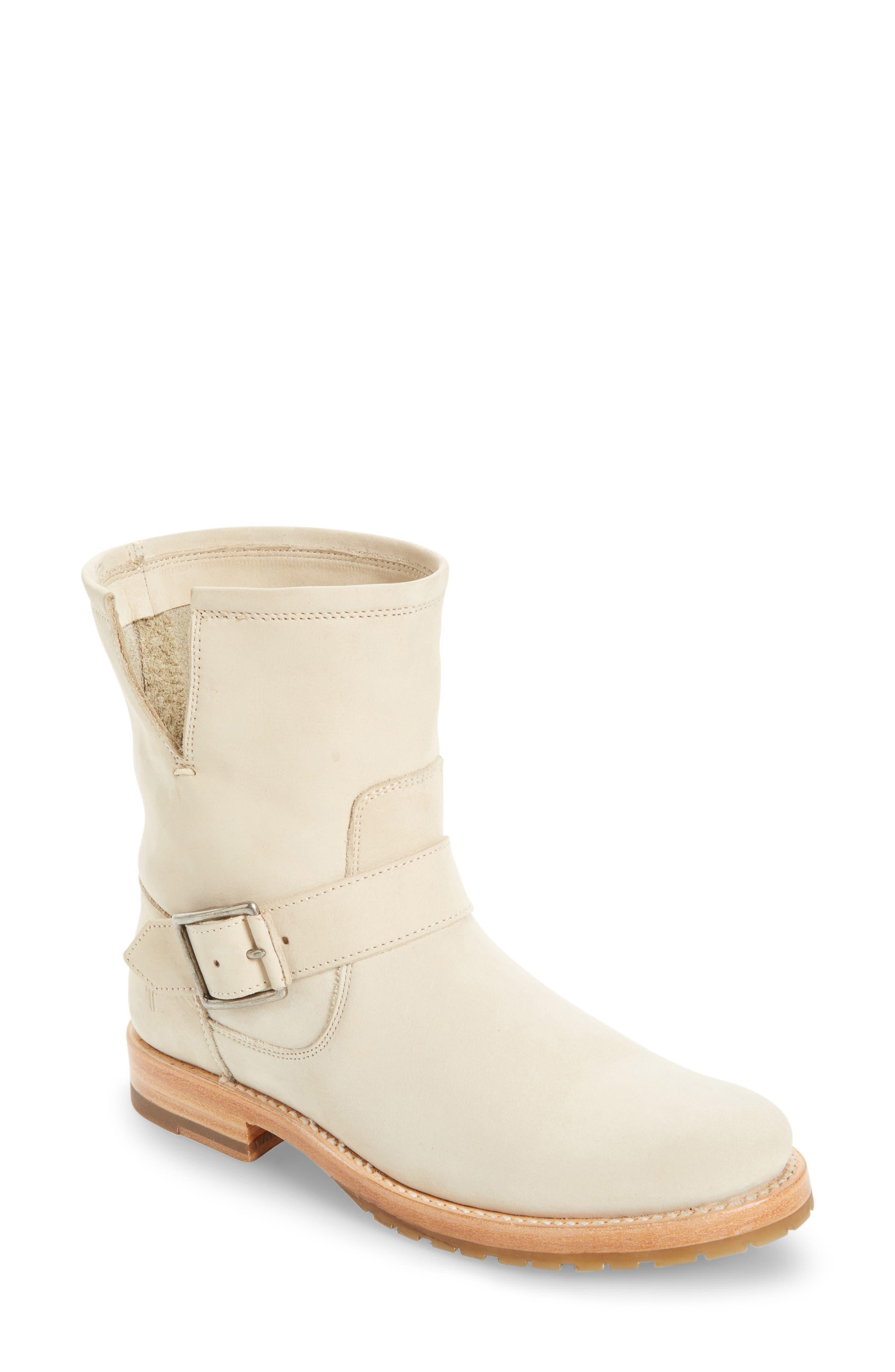 Alternate Image 1 Selected - Frye 'Natalie' Engineer Boot (Women)