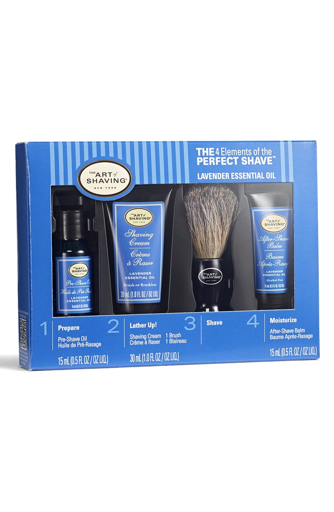 Main Image - The Art of Shaving® The 4 Elements of The Perfect Shave® Starter Kit