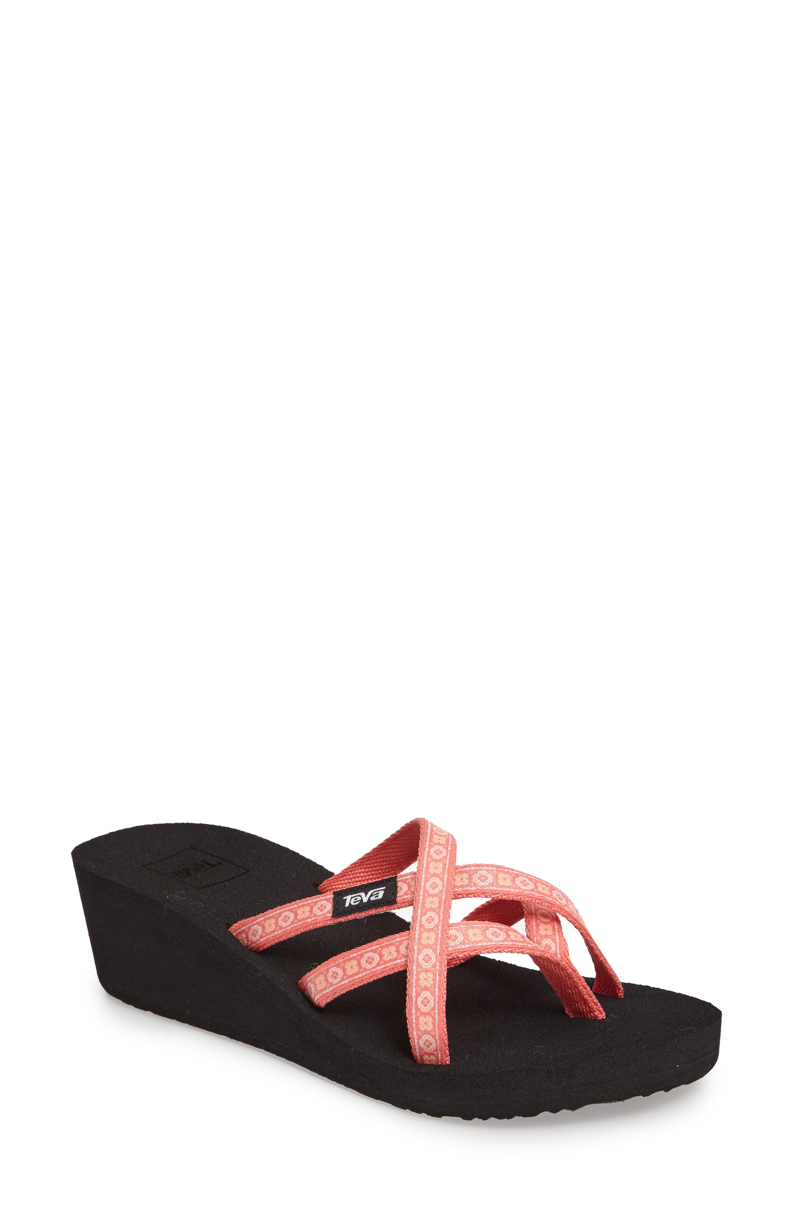 Teva 'Mandalyn' Wedge Sandal (Women)