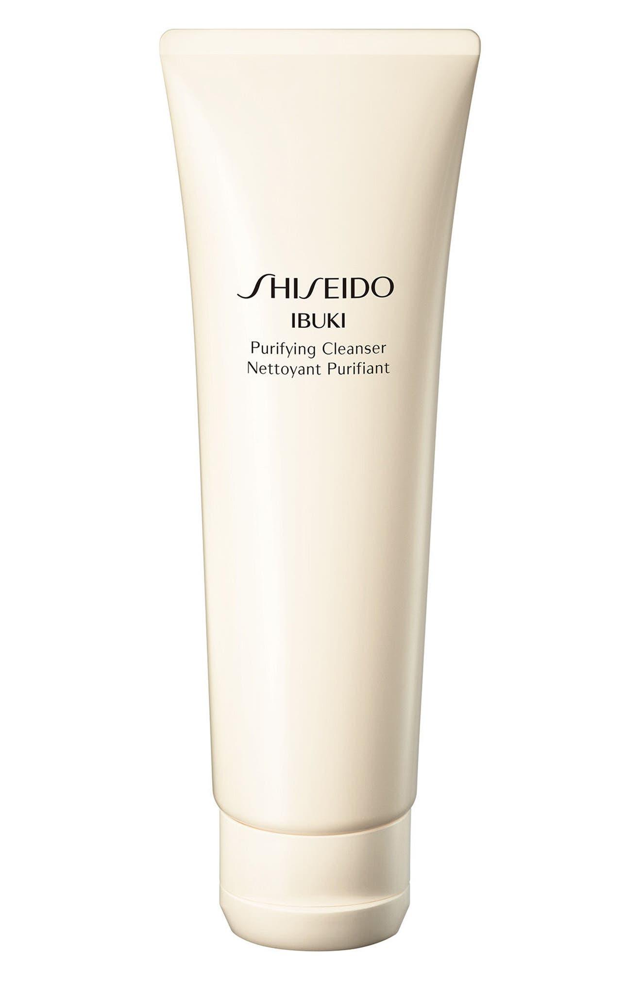 Main Image - Shiseido Ibuki Purifying Cleanser
