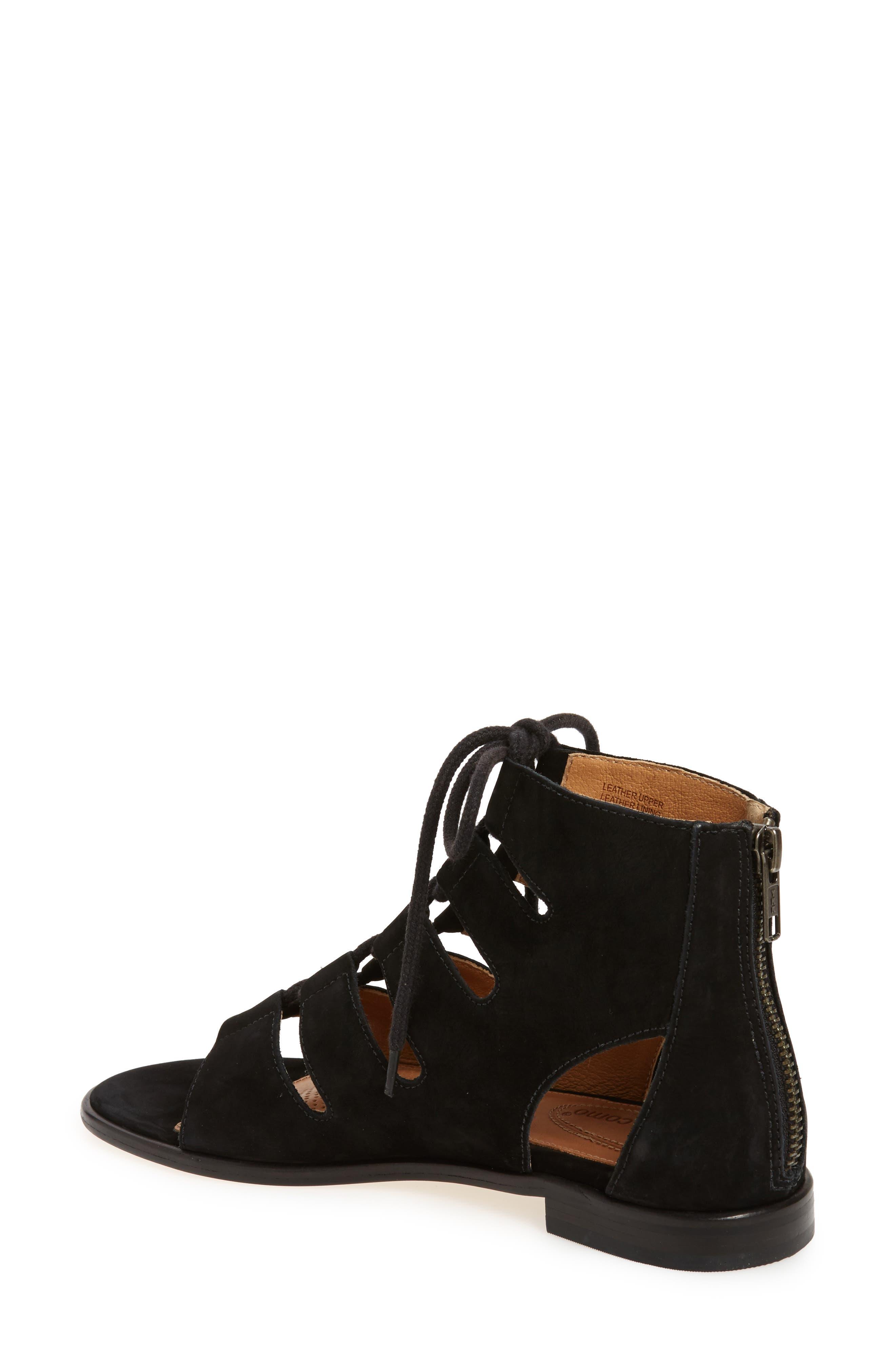 Alternate Image 2  - Corso Como Sunrise Ghillie Gladiator Sandal (Women)
