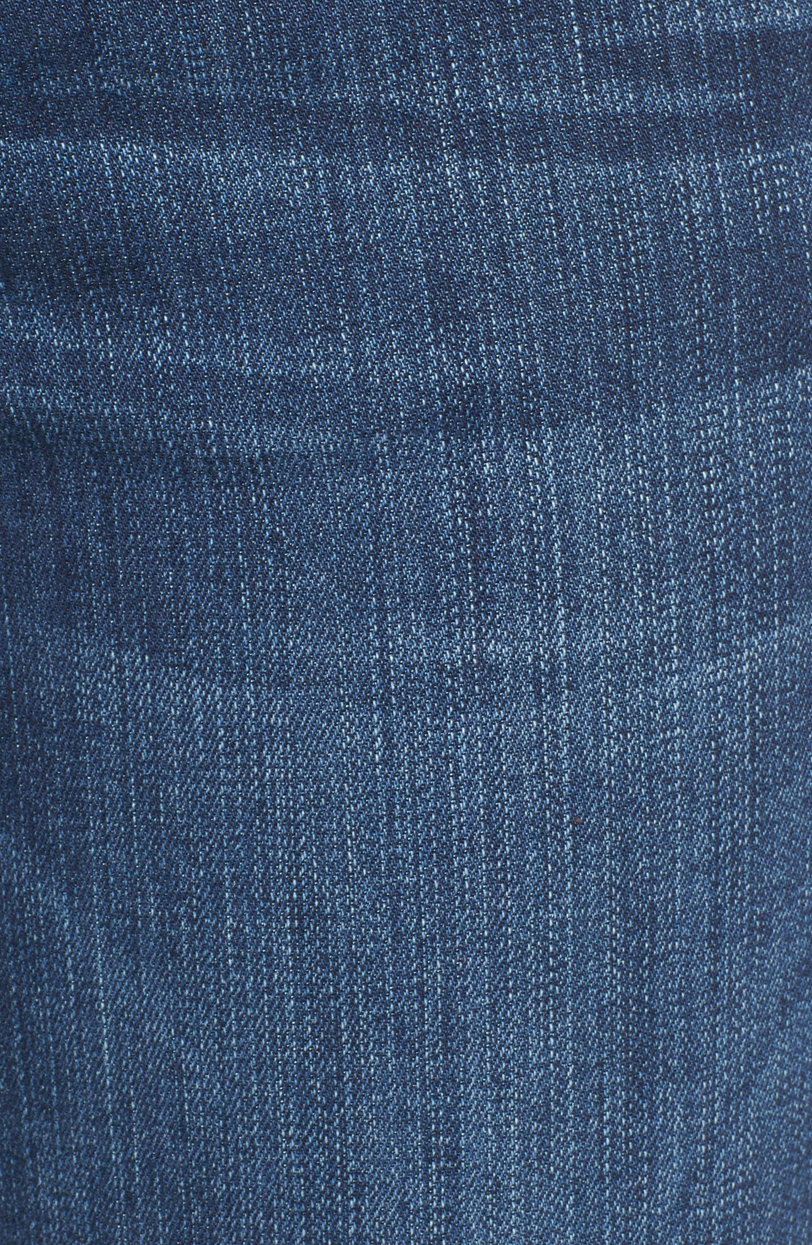Alternate Image 5  - KUT from the Kloth Diana Stretch Skinny Jeans (Moderation) (Regular & Petite)