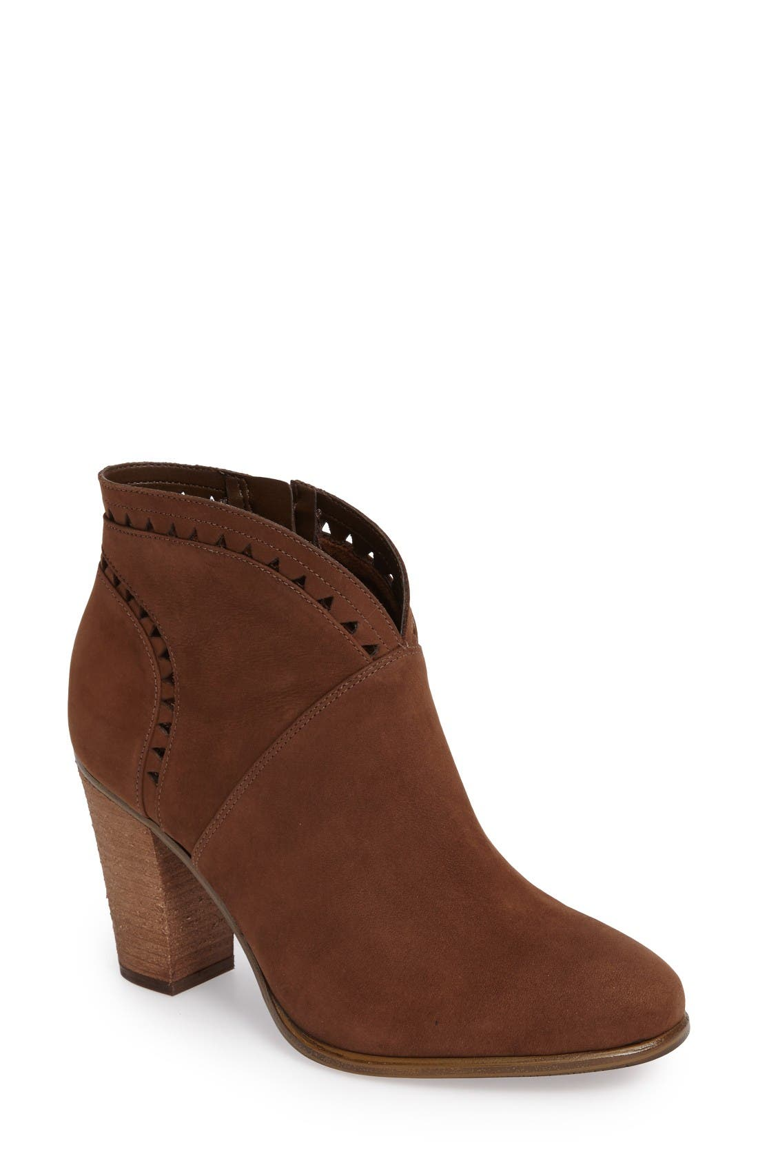 Alternate Image 1 Selected - Vince Camuto Fritan Bootie (Women)