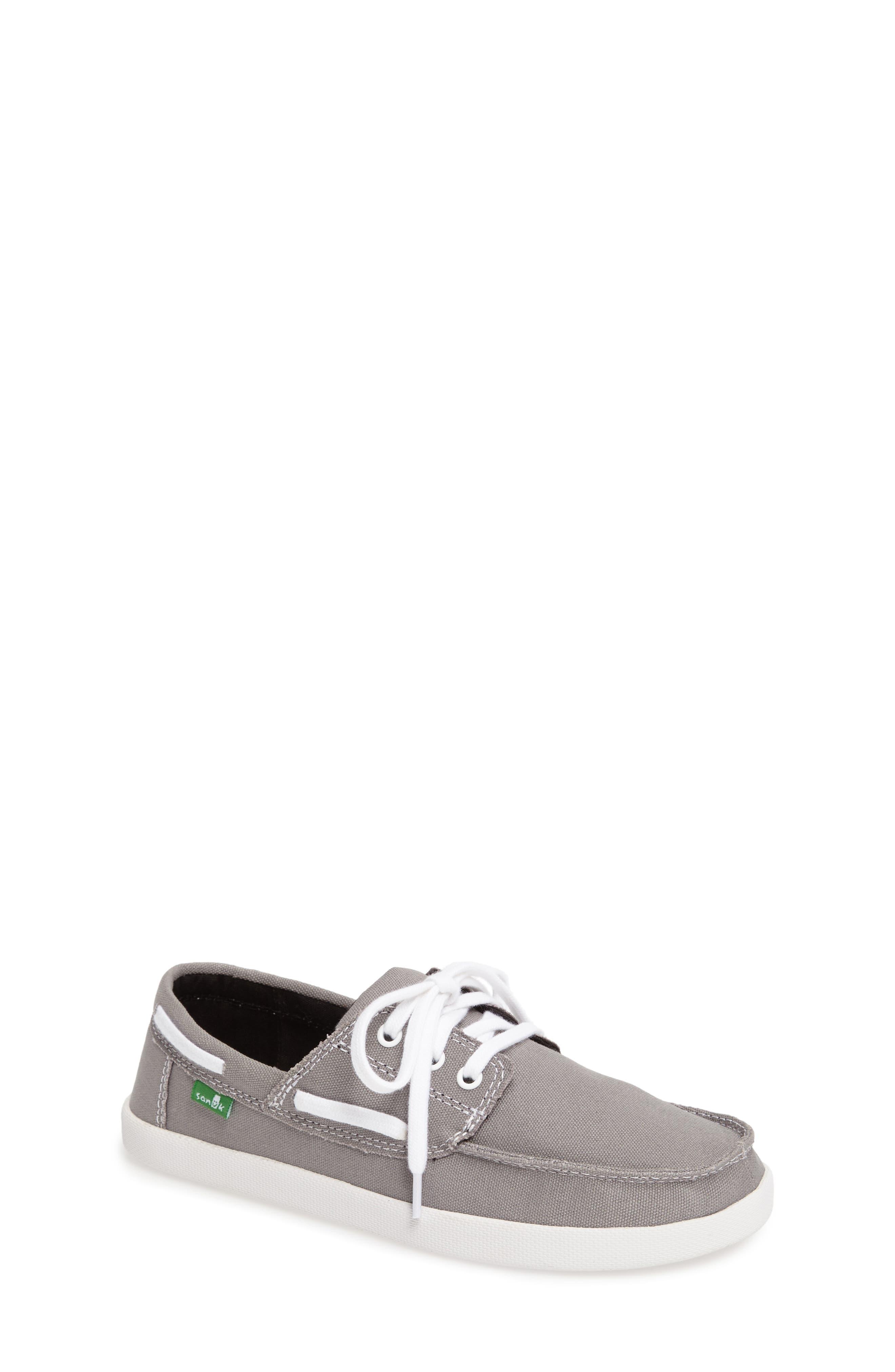 SANUK Lil Deck Hand Slip-On Sneaker