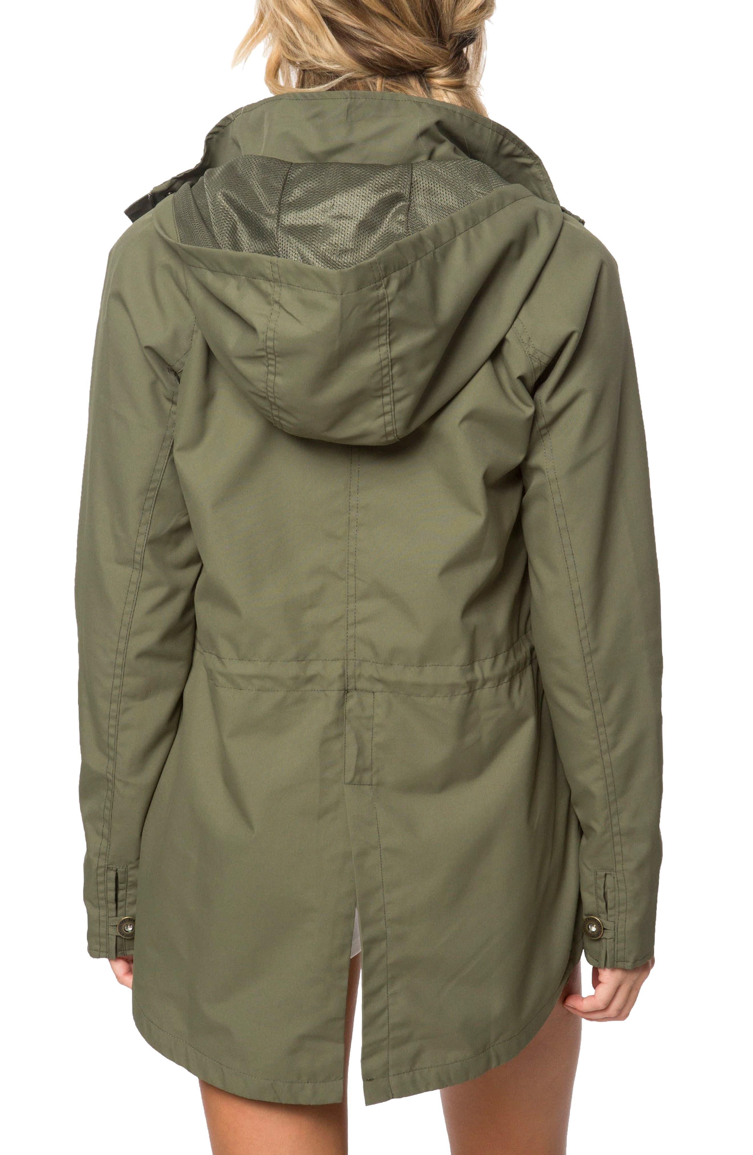 Alternate Image 2  - O'Neill Wendy Hooded Jacket
