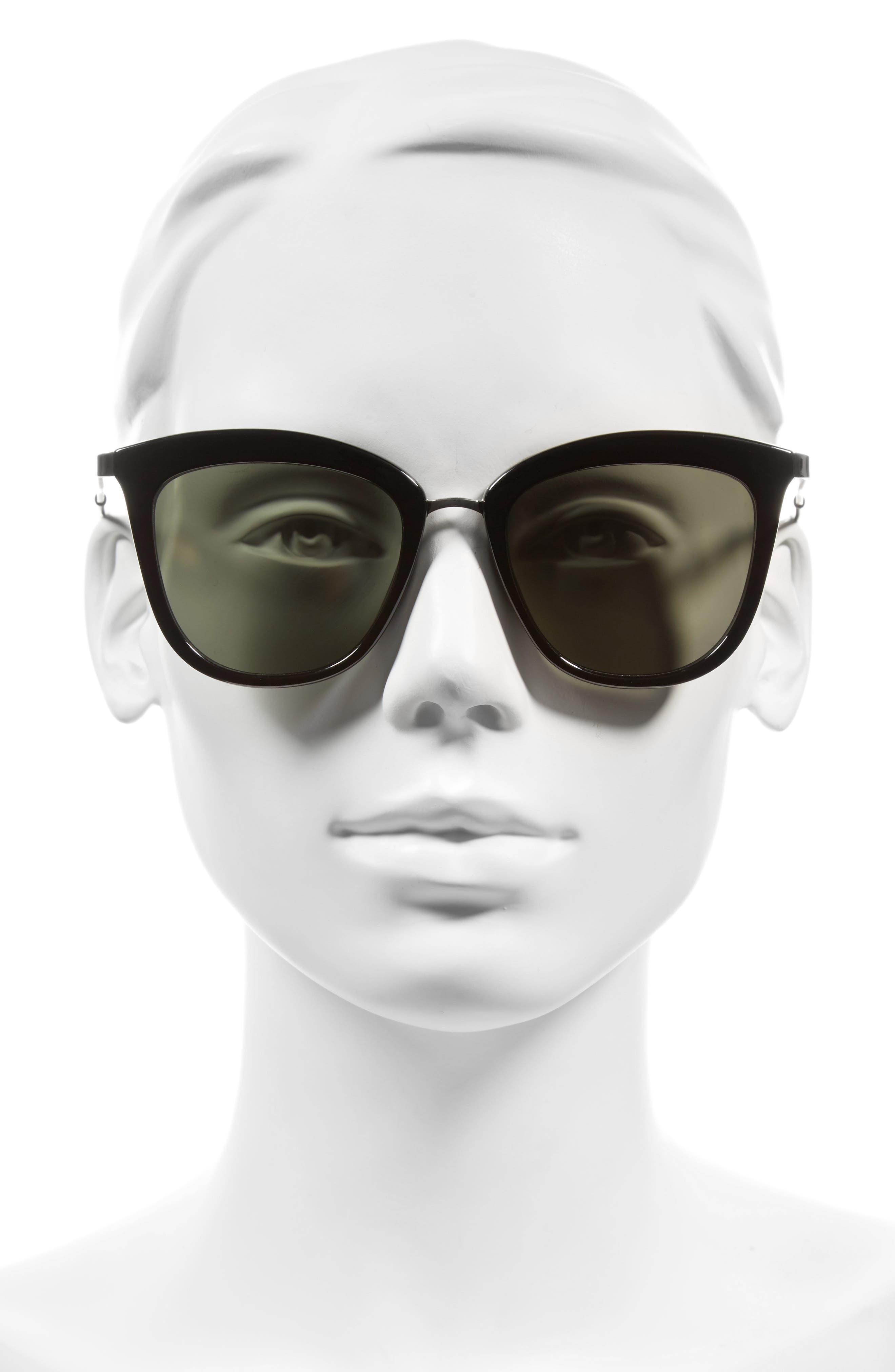 Alternate Image 3  - Le Specs Caliente 53mm Cat Eye Sunglasses