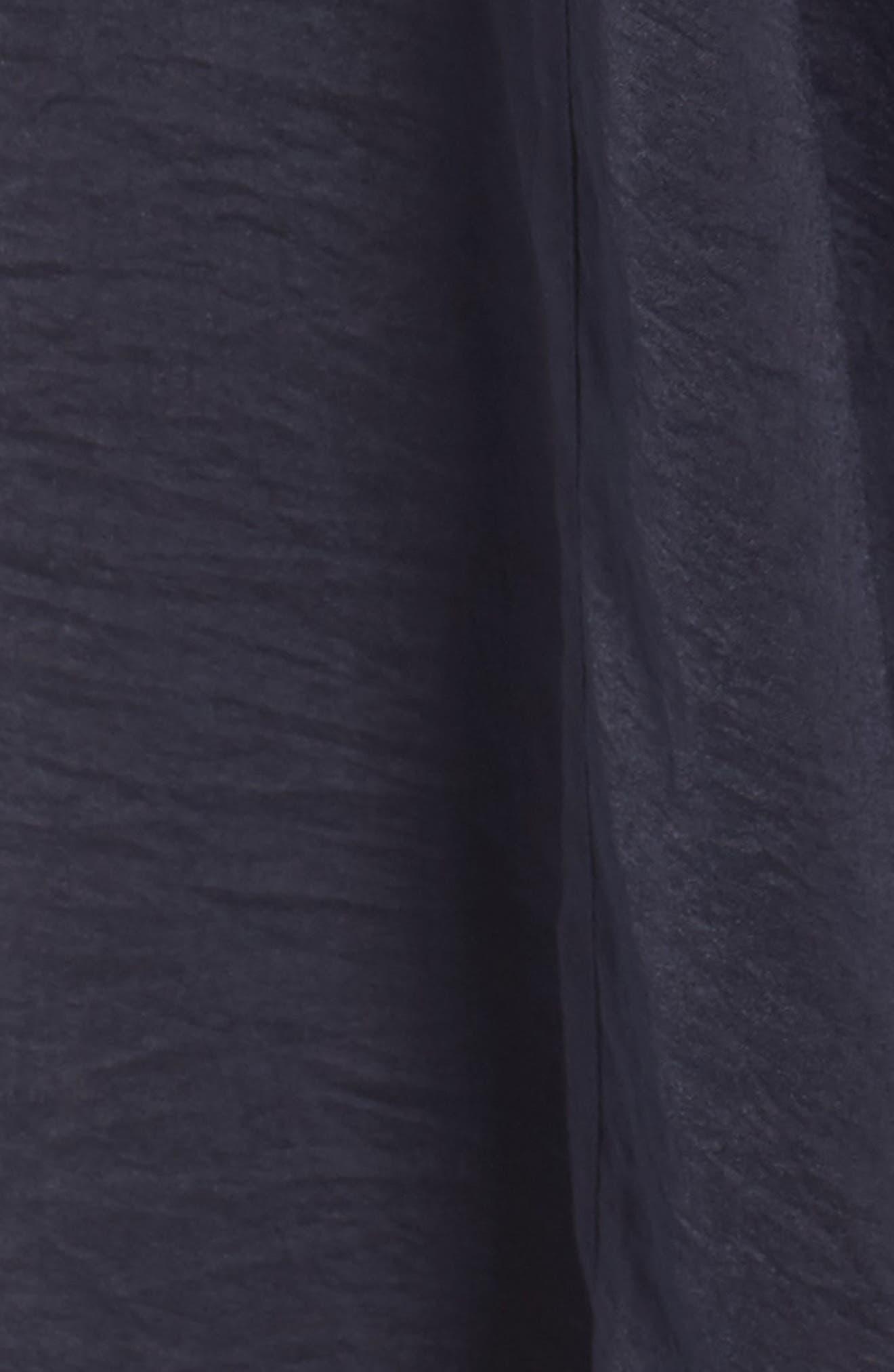 Alternate Image 5  - Leith Satin Trench Coat