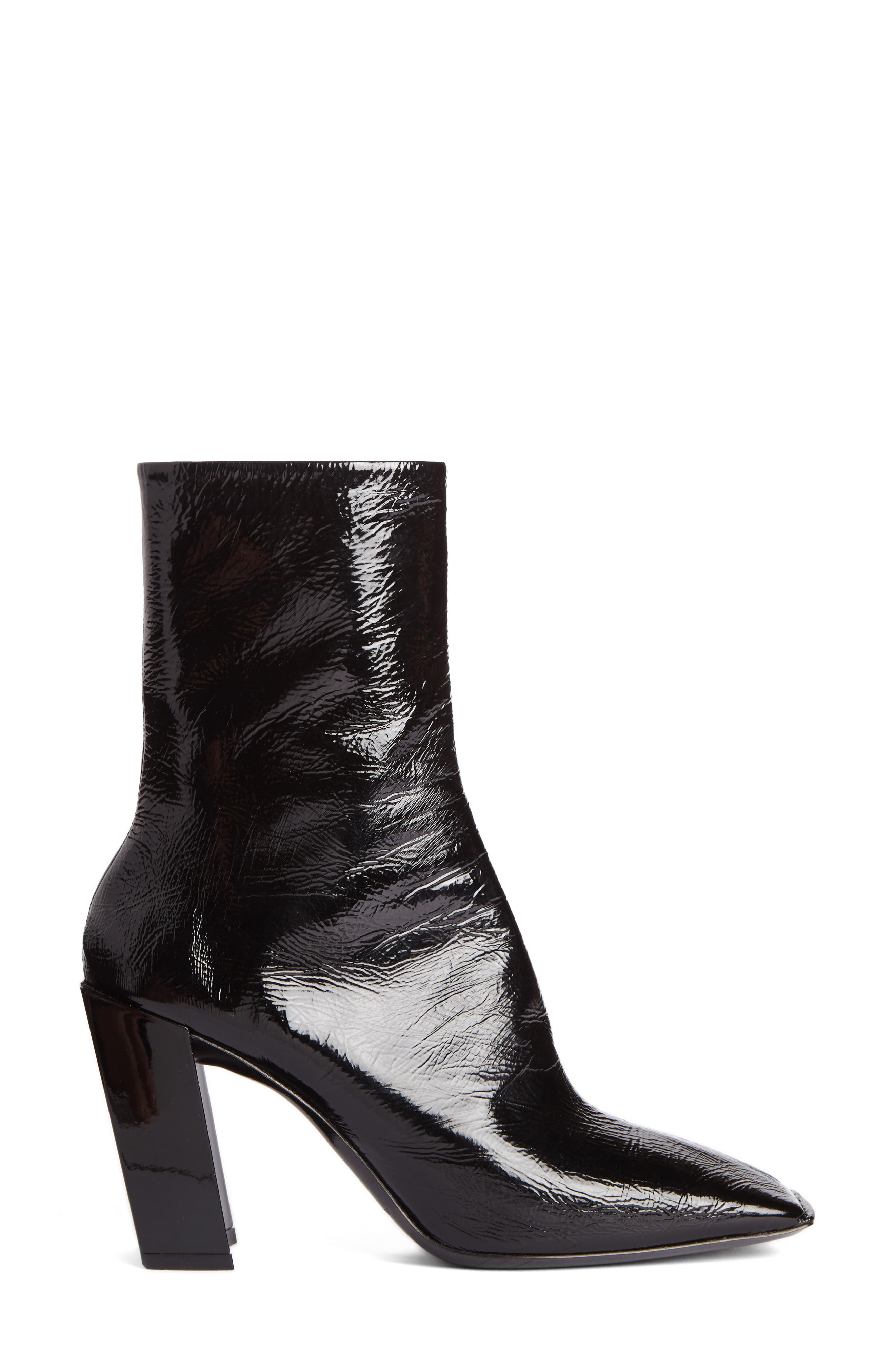 Alternate Image 4  - Balenciaga Square Toe Boot (Women)