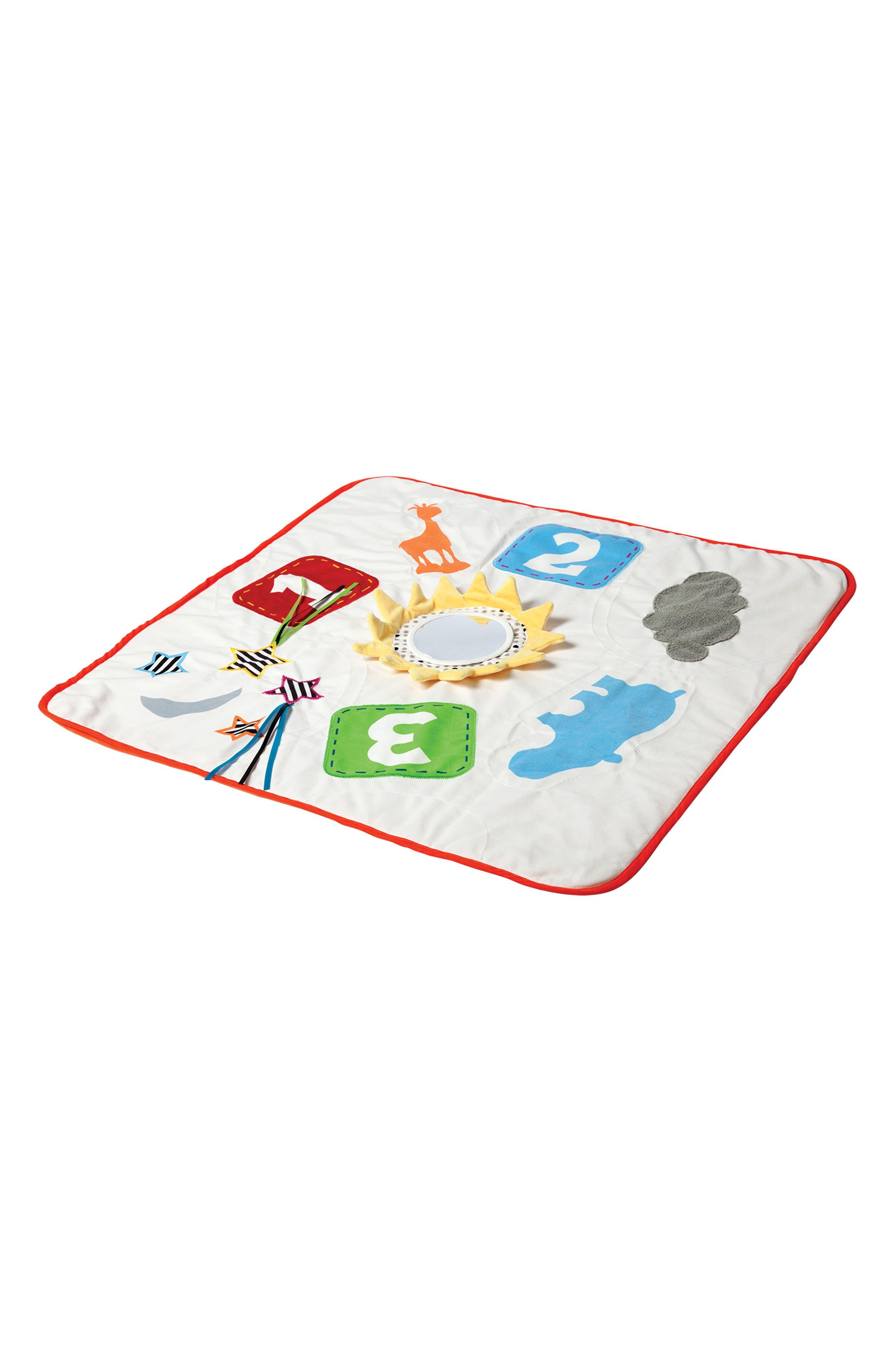 Alternate Image 3  - Manhattan Toy Giggle Playmat