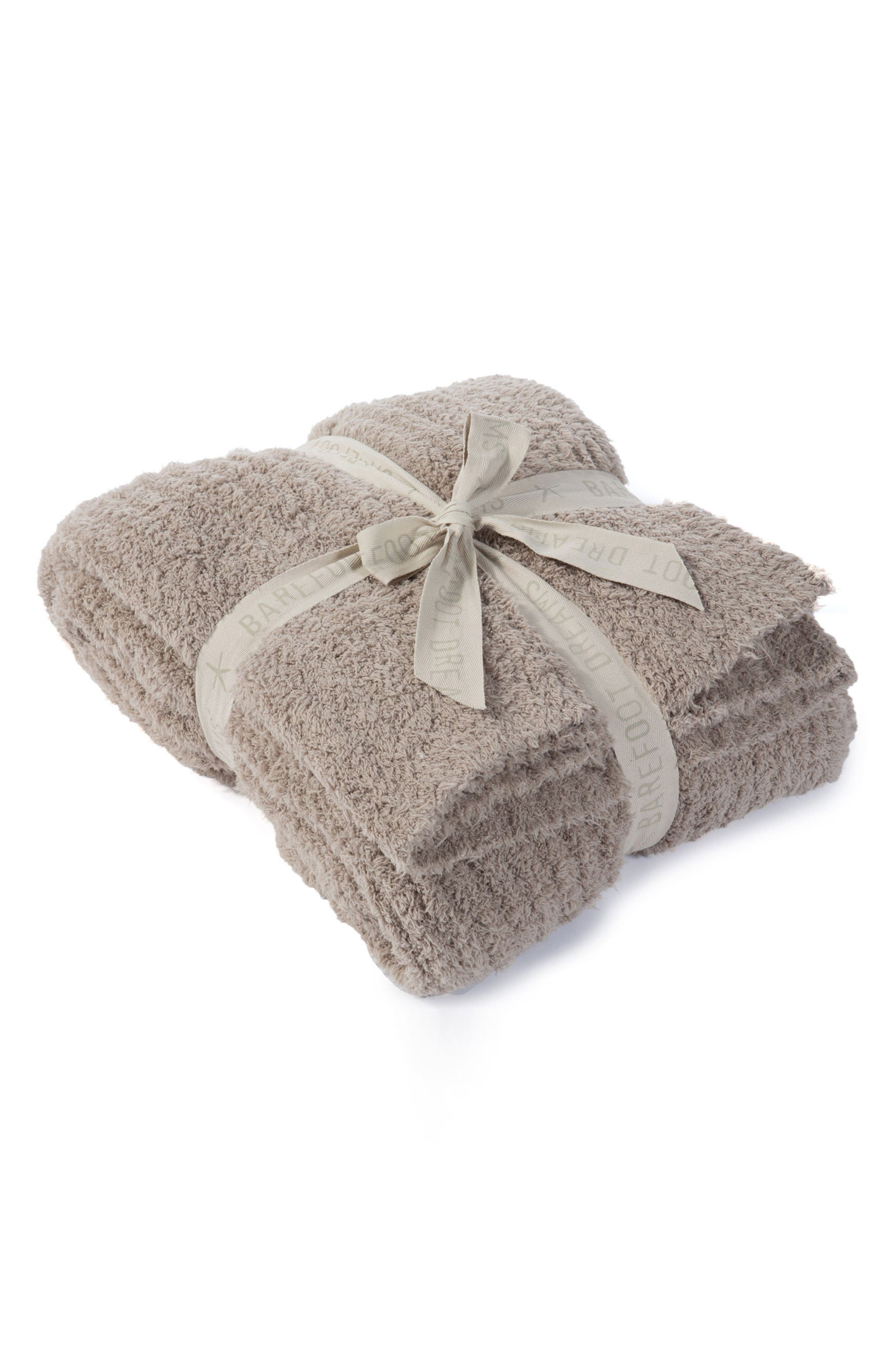 Alternate Image 2  - Barefoot Dreams® 'CozyChic®' Ribbed Throw