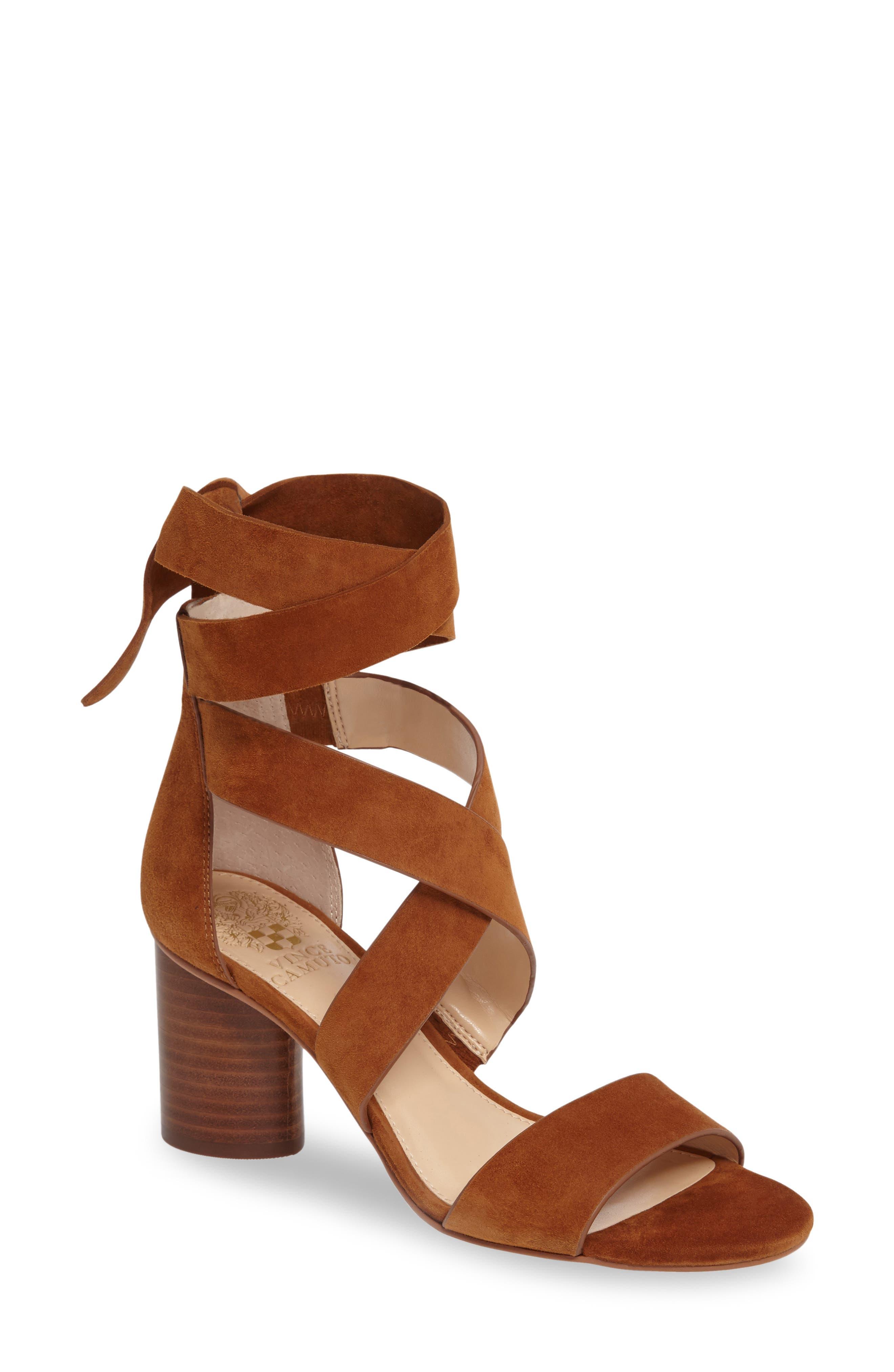 Main Image - Vince Camuto Jeneve Block Heel Sandal (Women)
