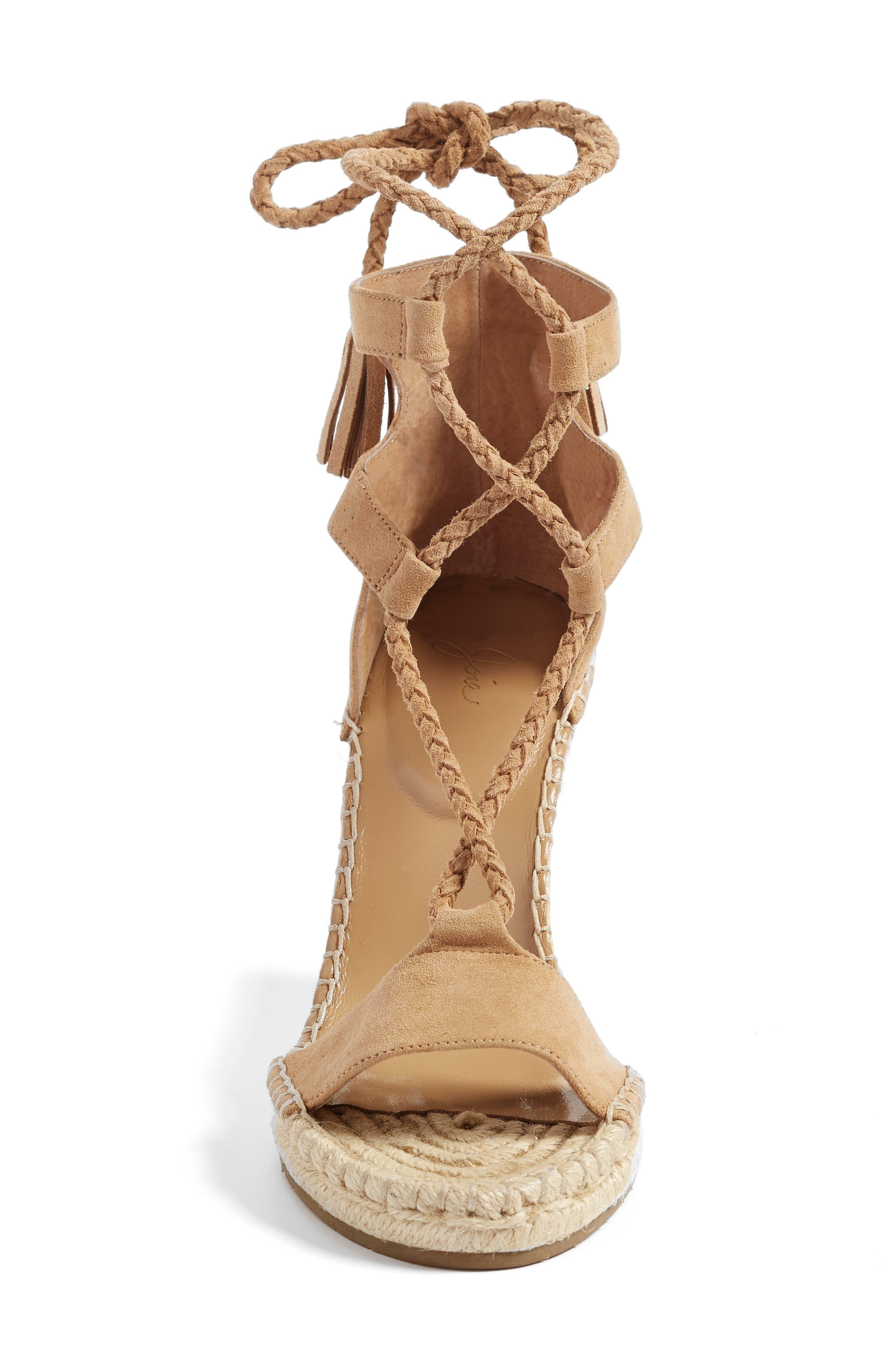 Alternate Image 3  - Joie Delilah Espadrille Wedge Sandal (Women)