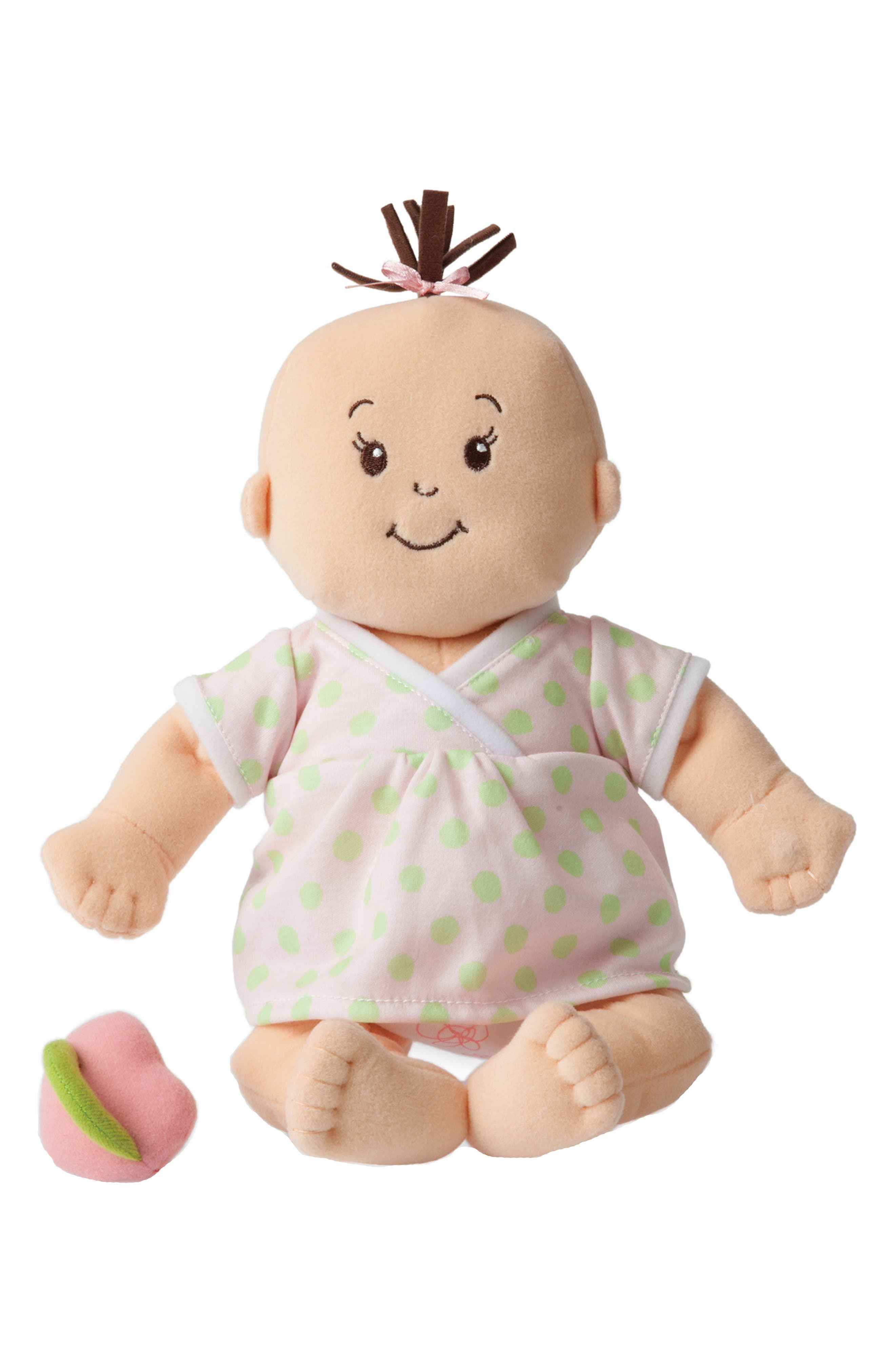 Baby Stella Sweet Sounds Doll,                             Main thumbnail 1, color,                             White