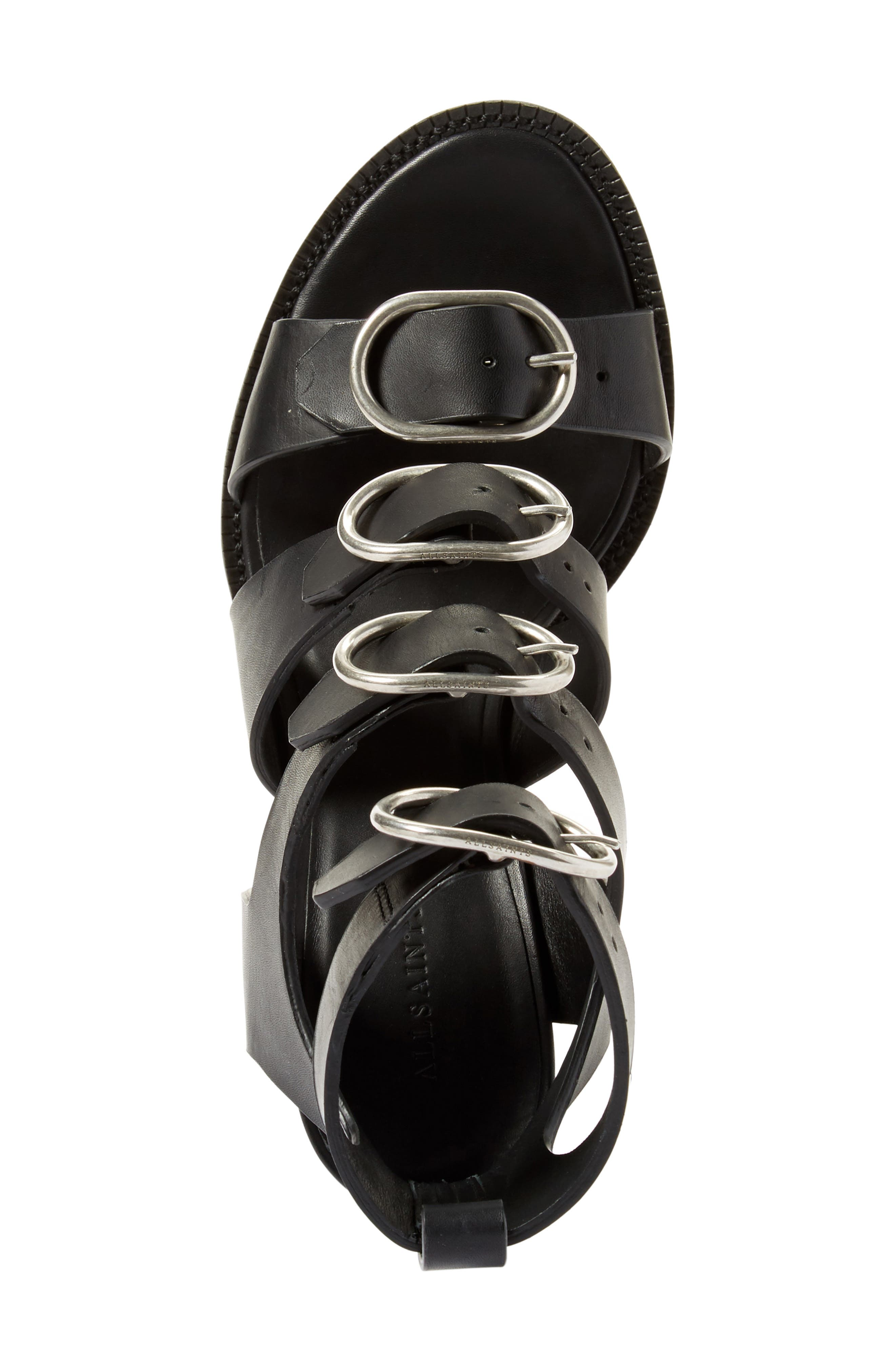 Alternate Image 3  - ALLSAINTS Osuna Block Heel Sandal (Women)