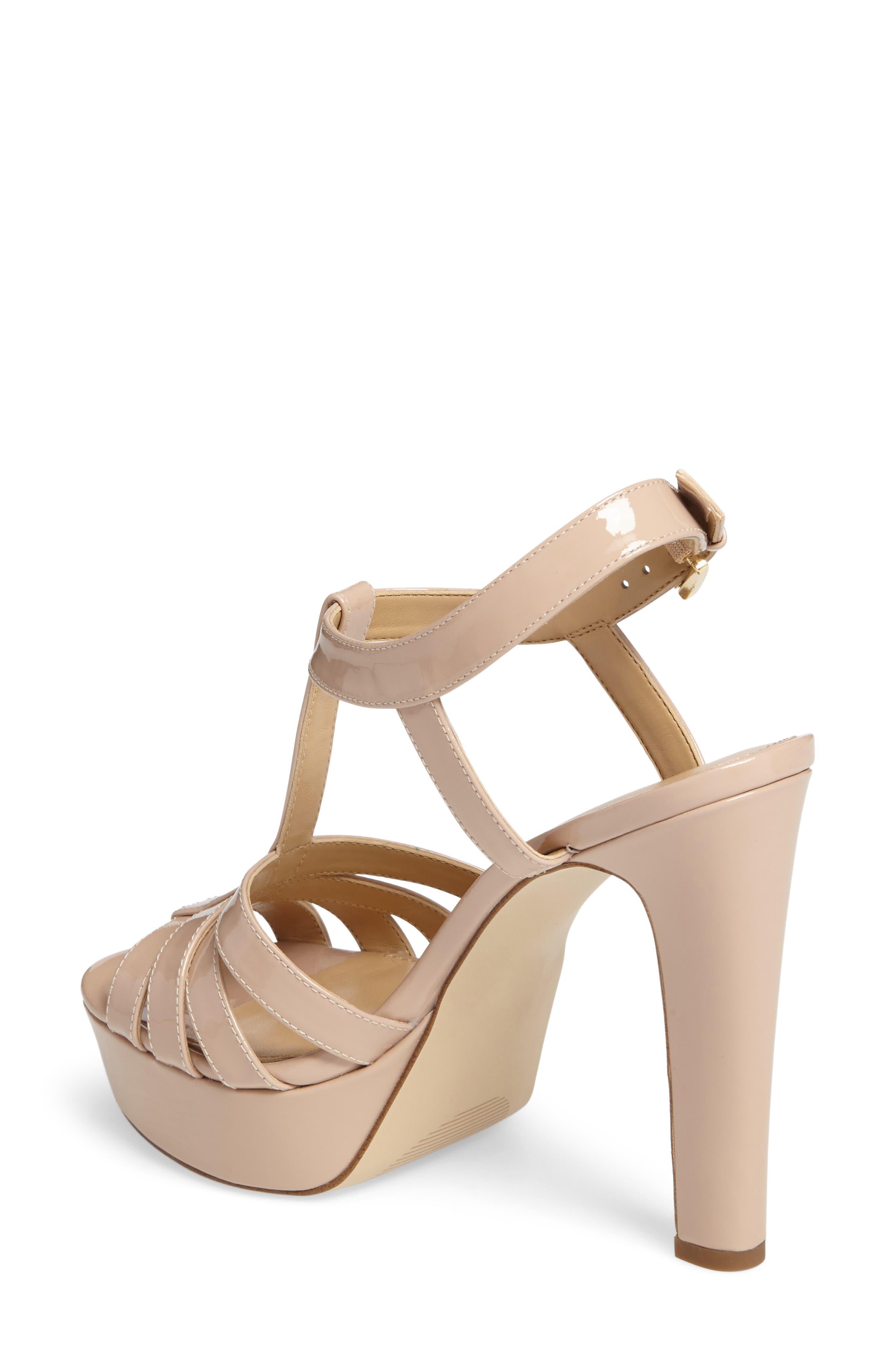 Alternate Image 2  - MICHAEL Michael Kors Catalina Platform Sandal (Women)