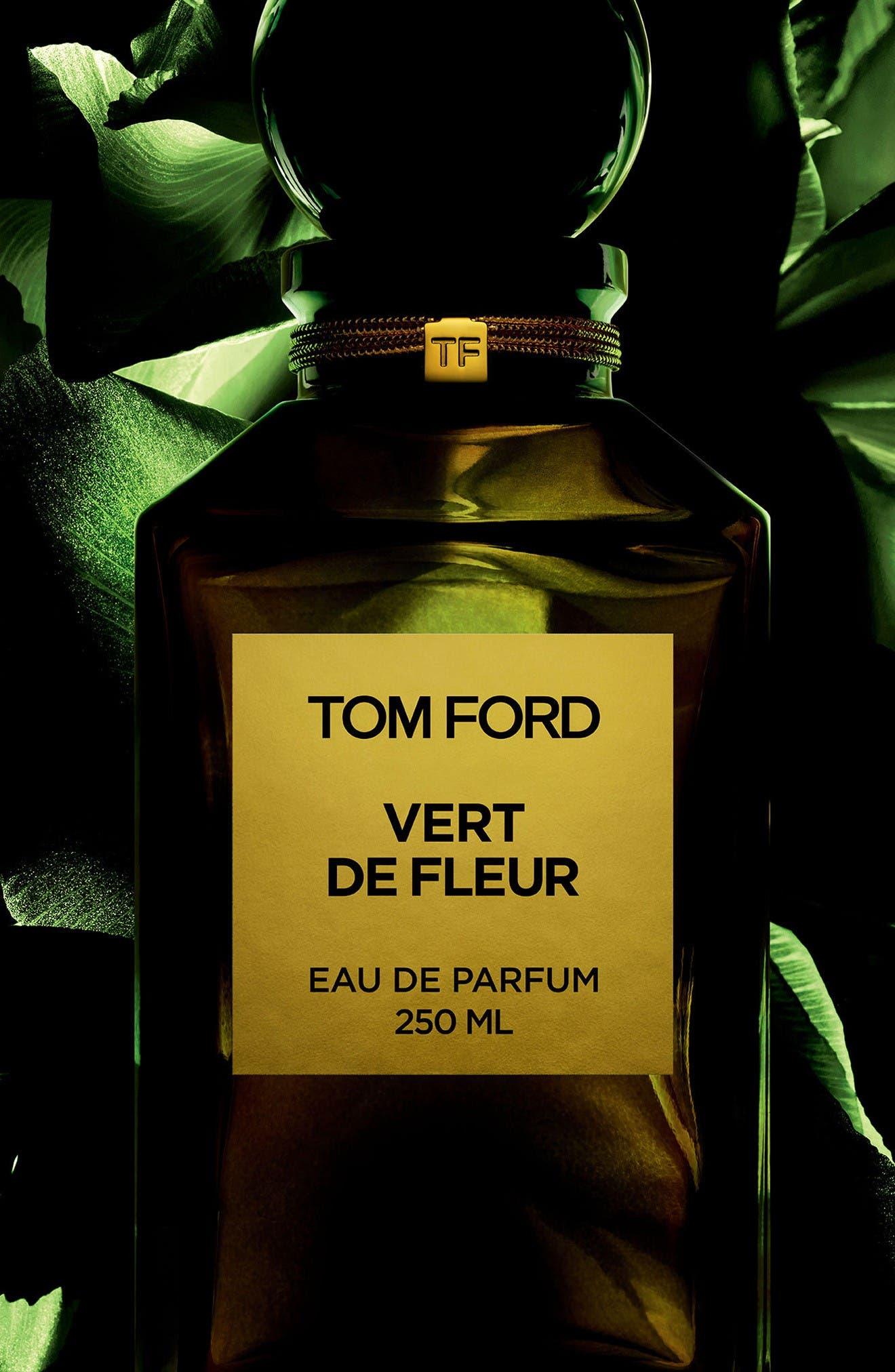 Private Blend Vert de Fleur Eau de Parfum Decanter,                             Alternate thumbnail 3, color,                             No Color
