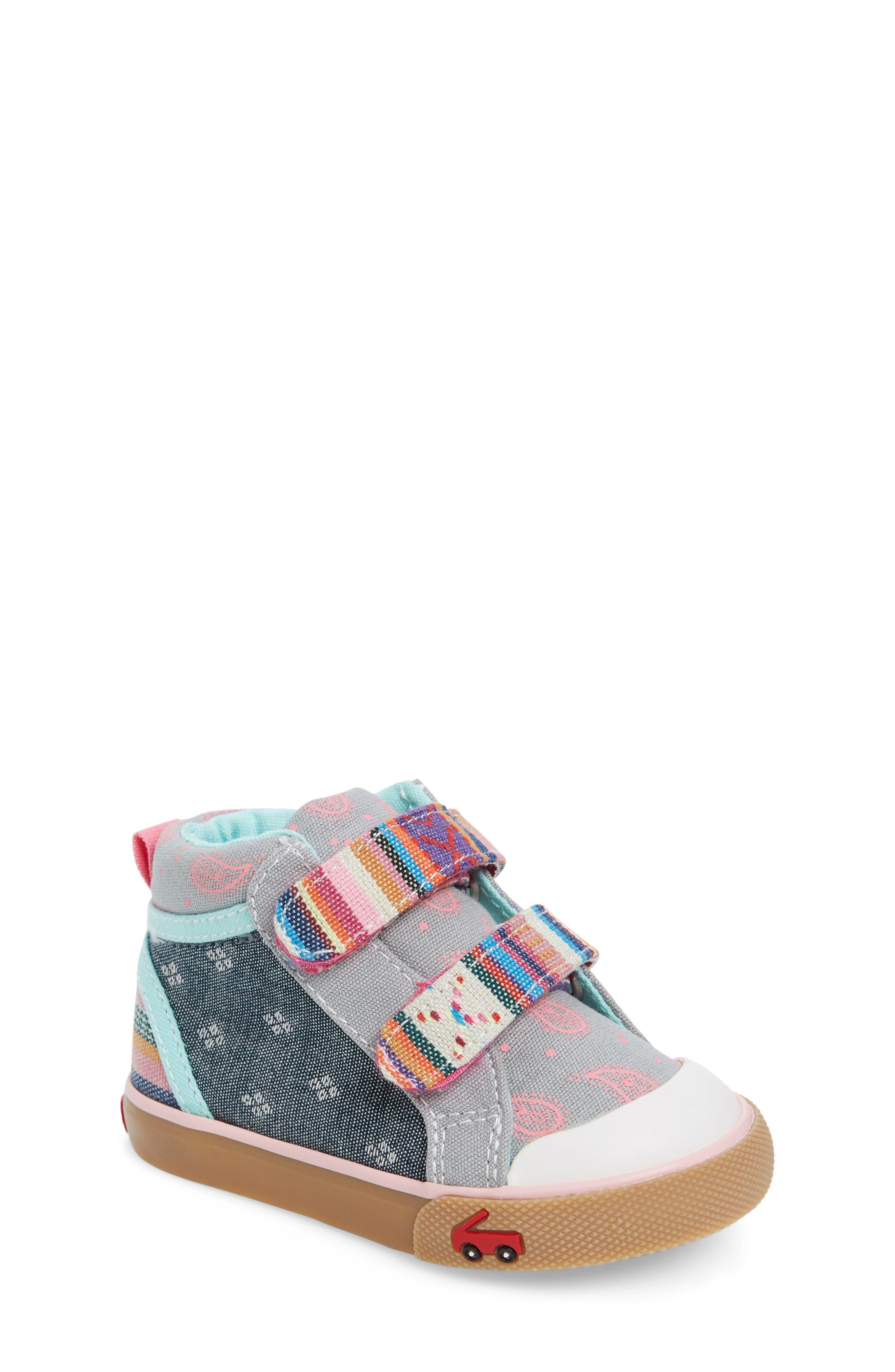See Kai Run Kya Sneaker (Baby, Walker, Toddler & Little Kid)
