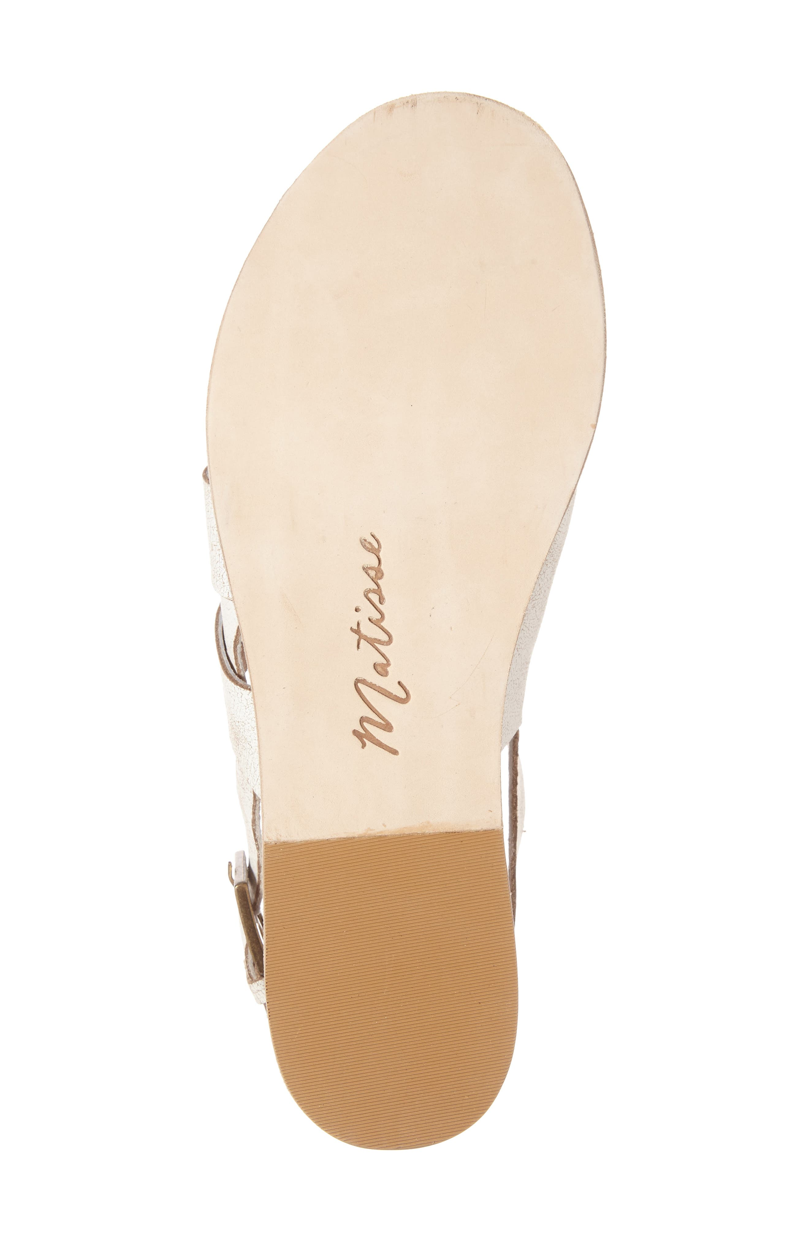 Alternate Image 4  - Matisse Holland Sandal (Women)