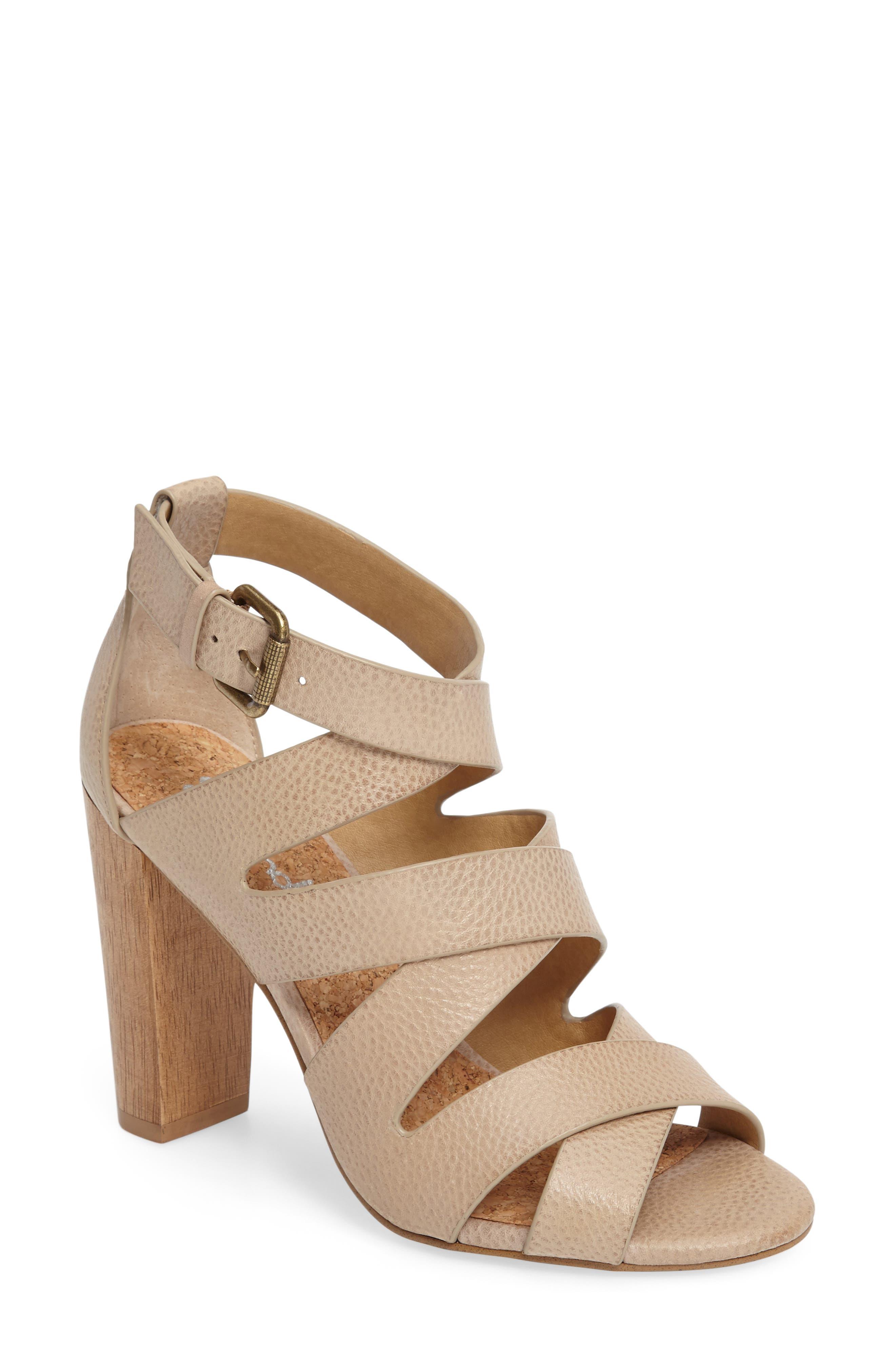 Splendid Jimmy Block Heel Sandal (Women)