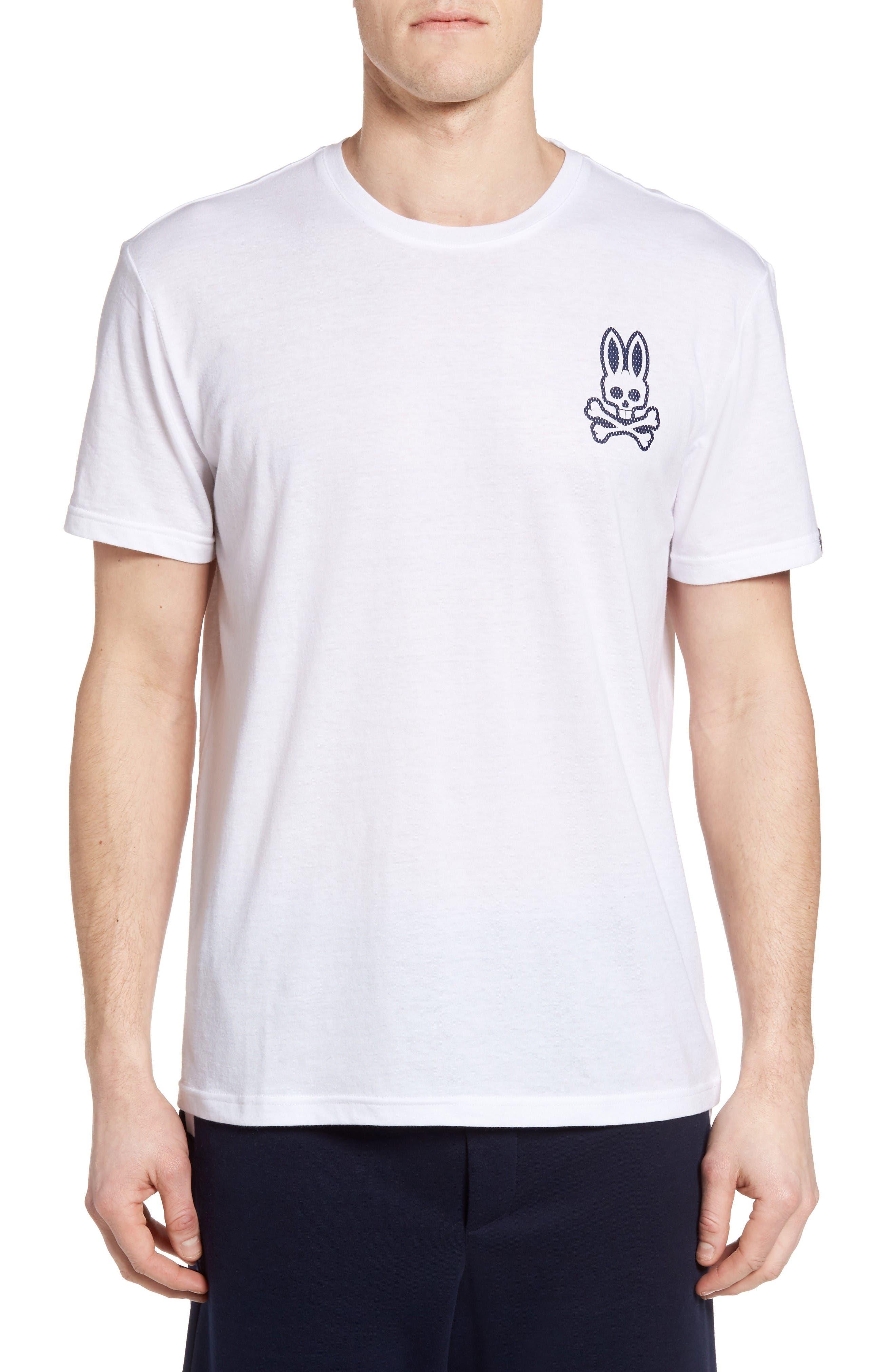 Psycho Bunny Crewneck Lounge T-Shirt