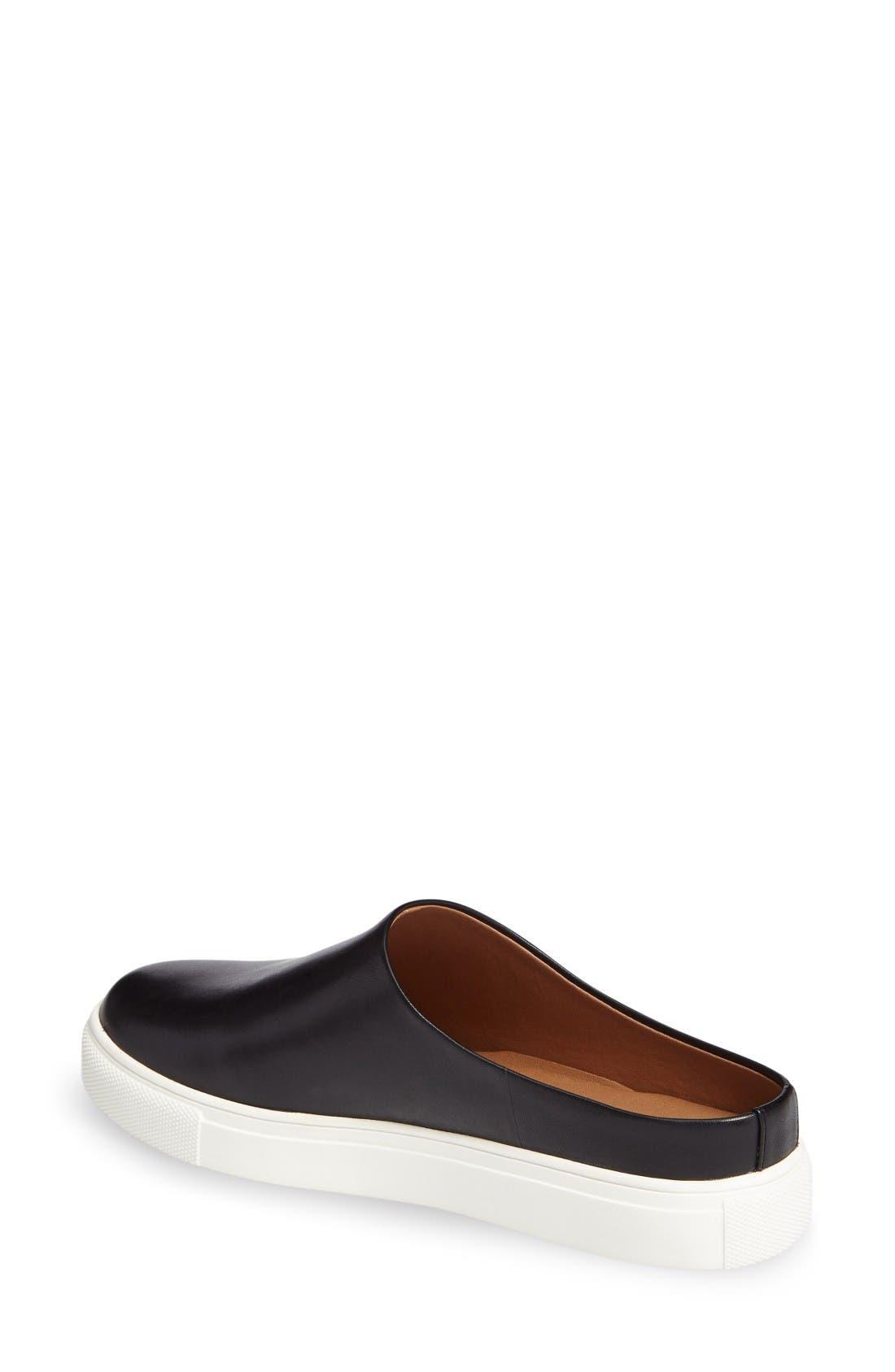 Alternate Image 2  - Caslon® Gabe Backless Platform Sneaker (Women)