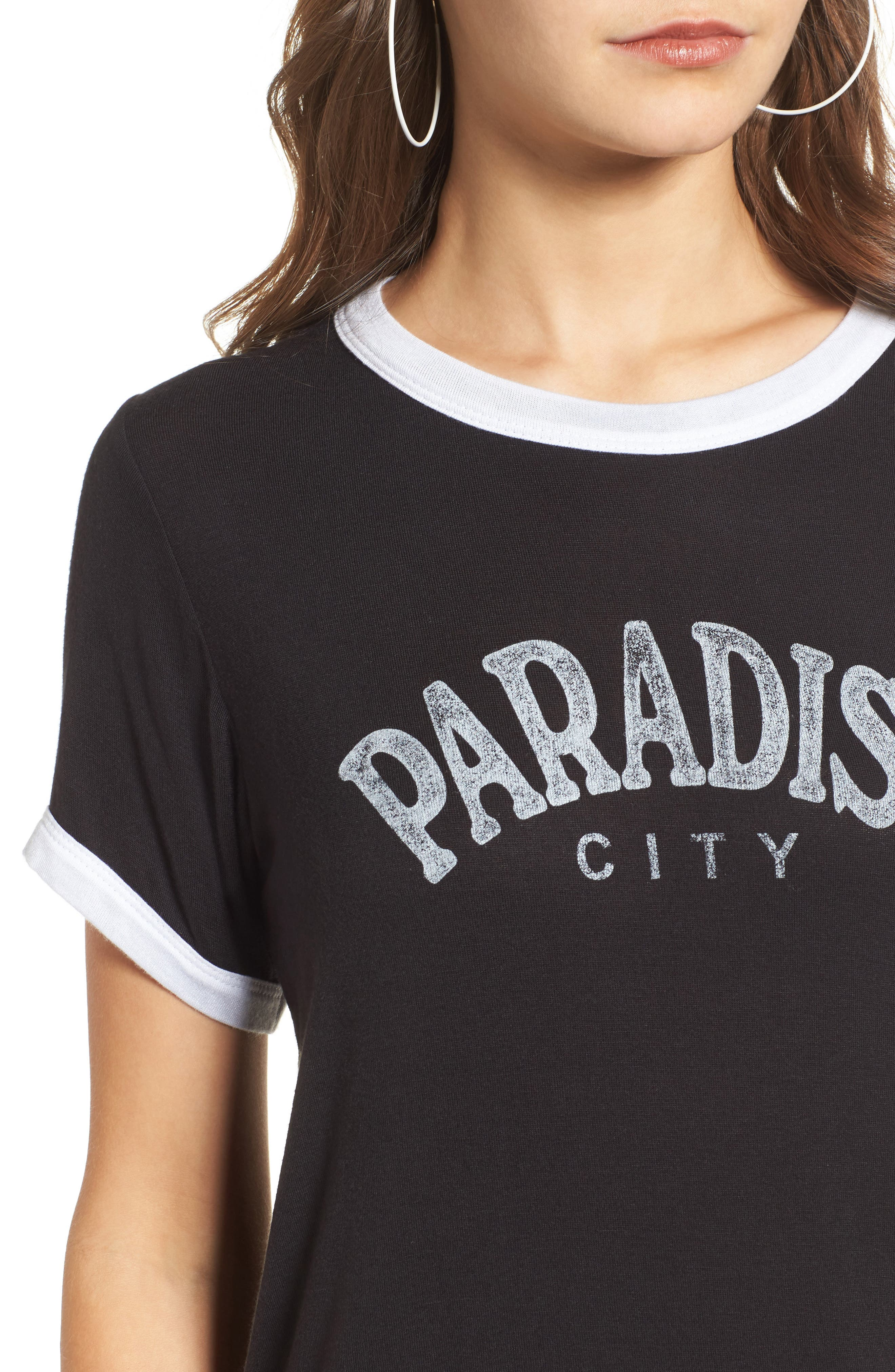 Alternate Image 4  - Daydreamer Paradise City Graphic Tee