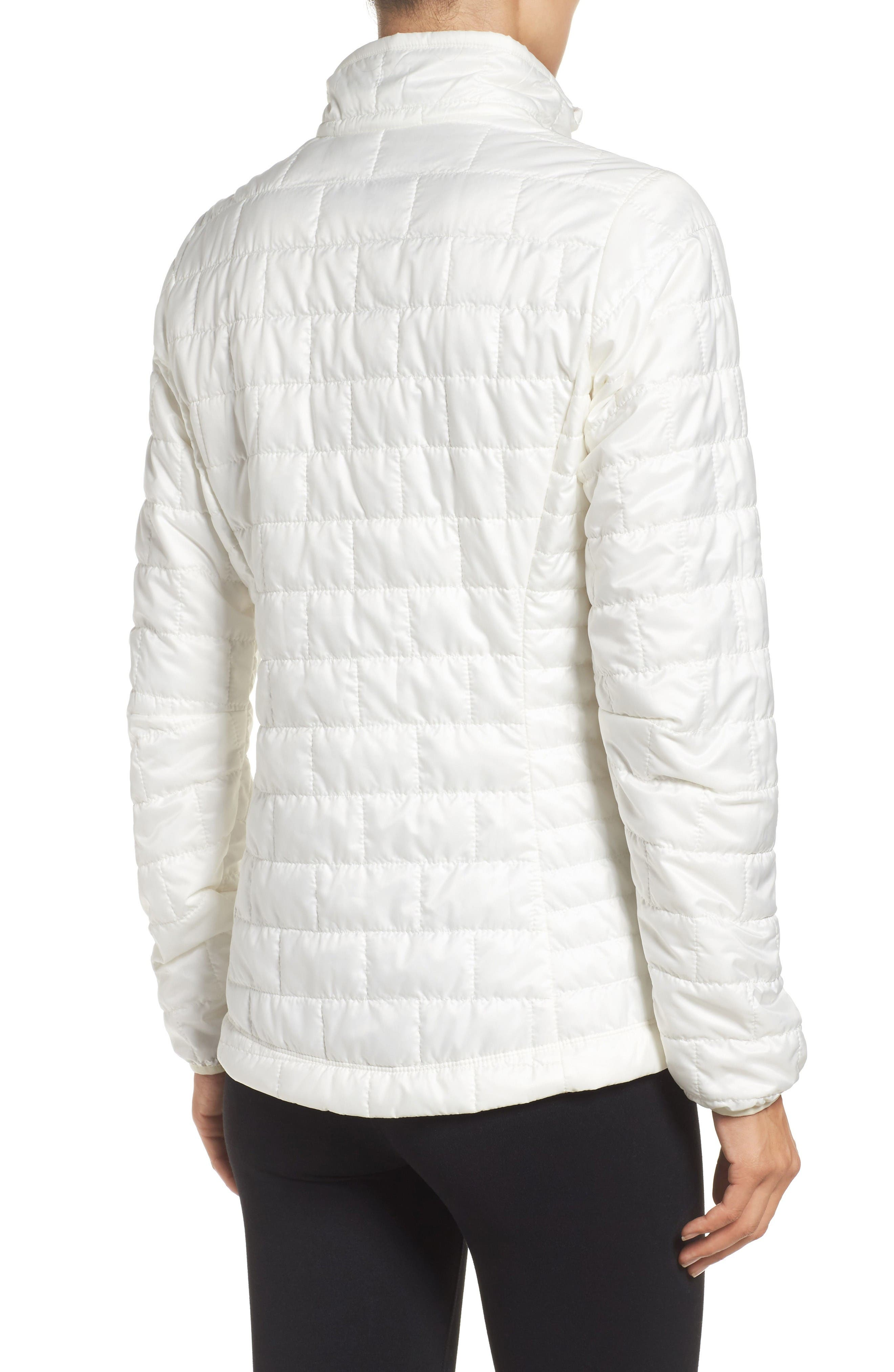 Nano Puff<sup>®</sup> Water Resistant Jacket,                             Alternate thumbnail 2, color,                             Birch White