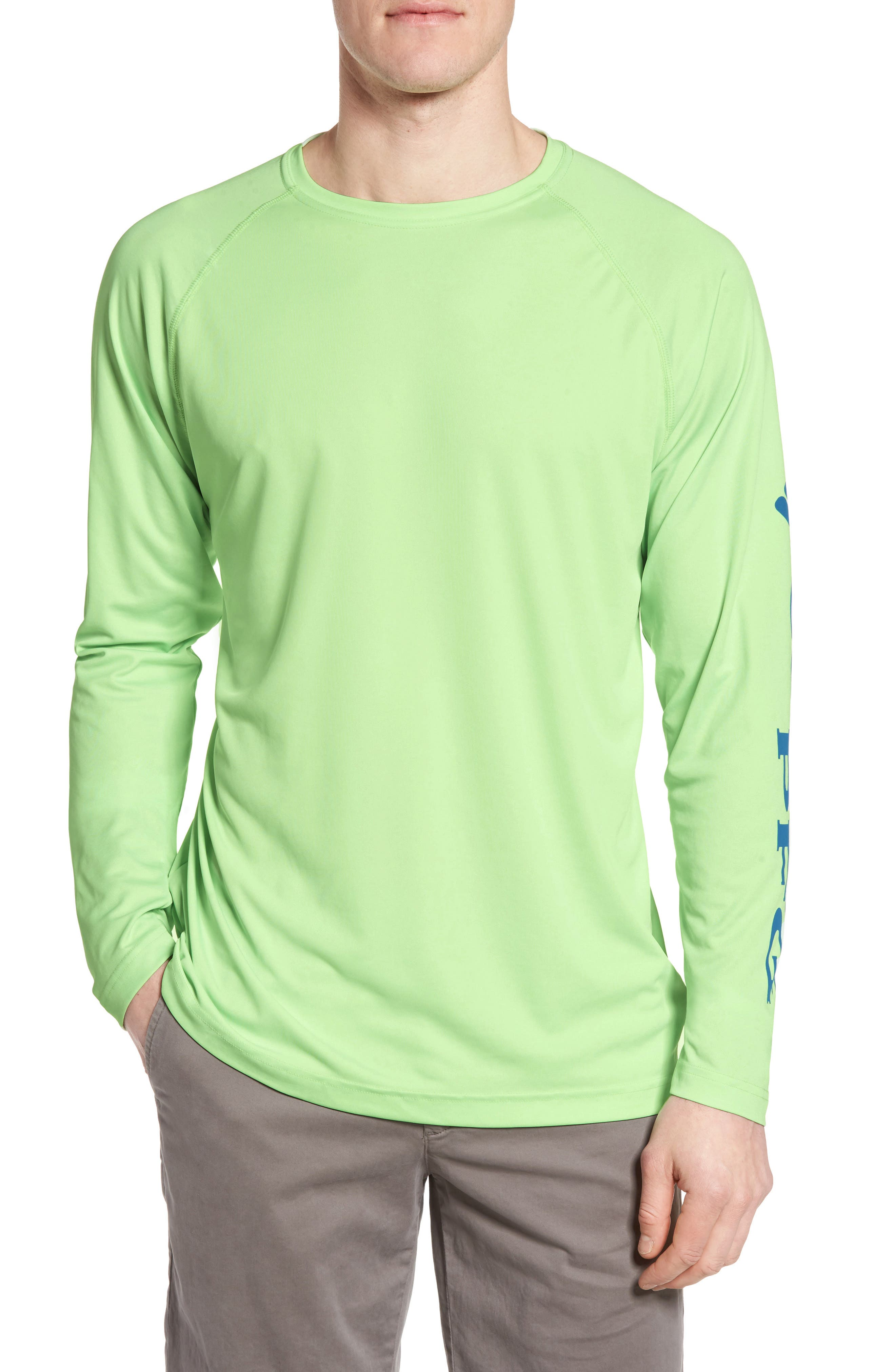 Columbia PFG Terminal Tackle Performance Long Sleeve T-Shirt