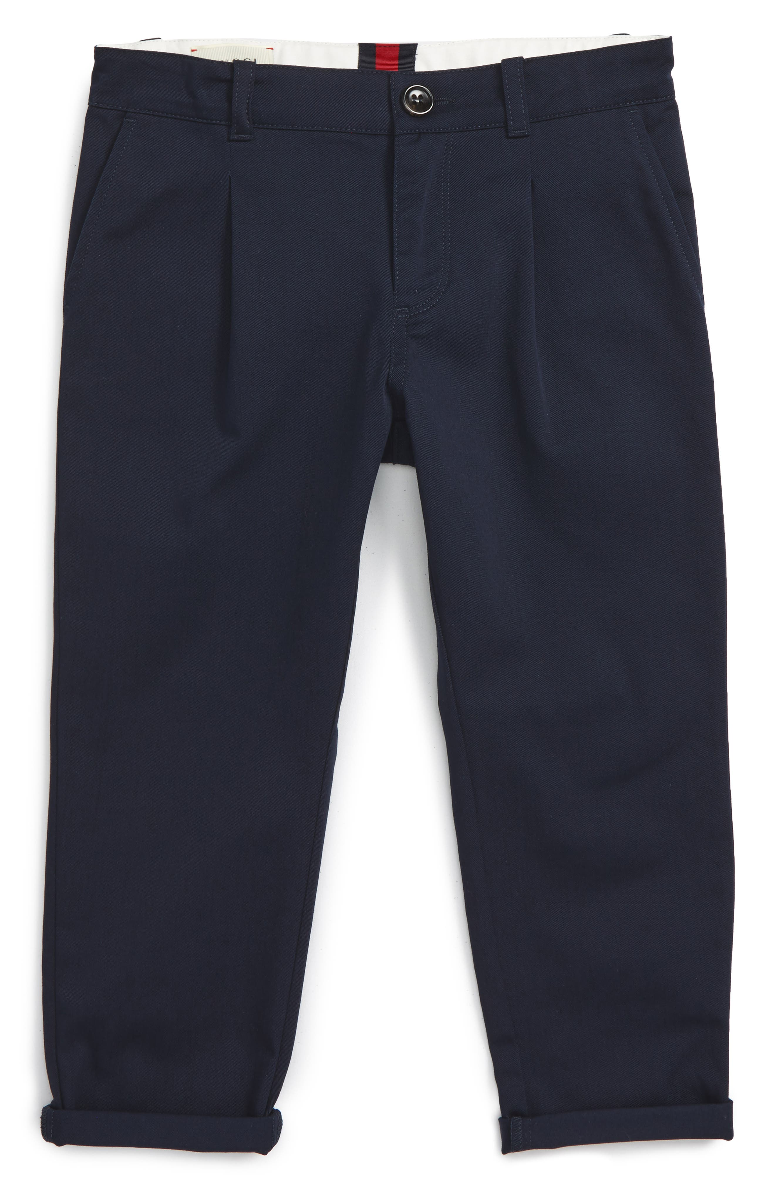 Alternate Image 1 Selected - Gucci Chino Pants (Little Boys & Big Boys)