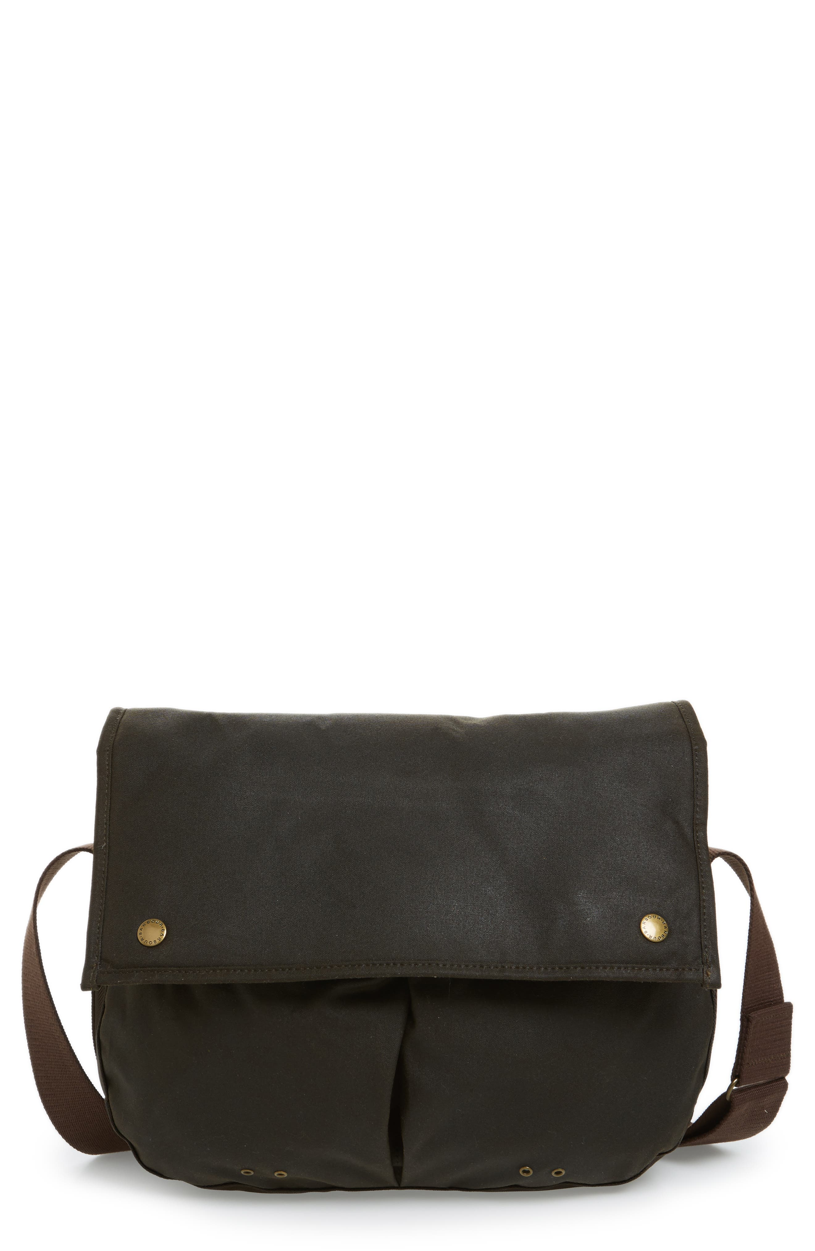 Alternate Image 1 Selected - Barbour Cannich Taras Messenger Bag