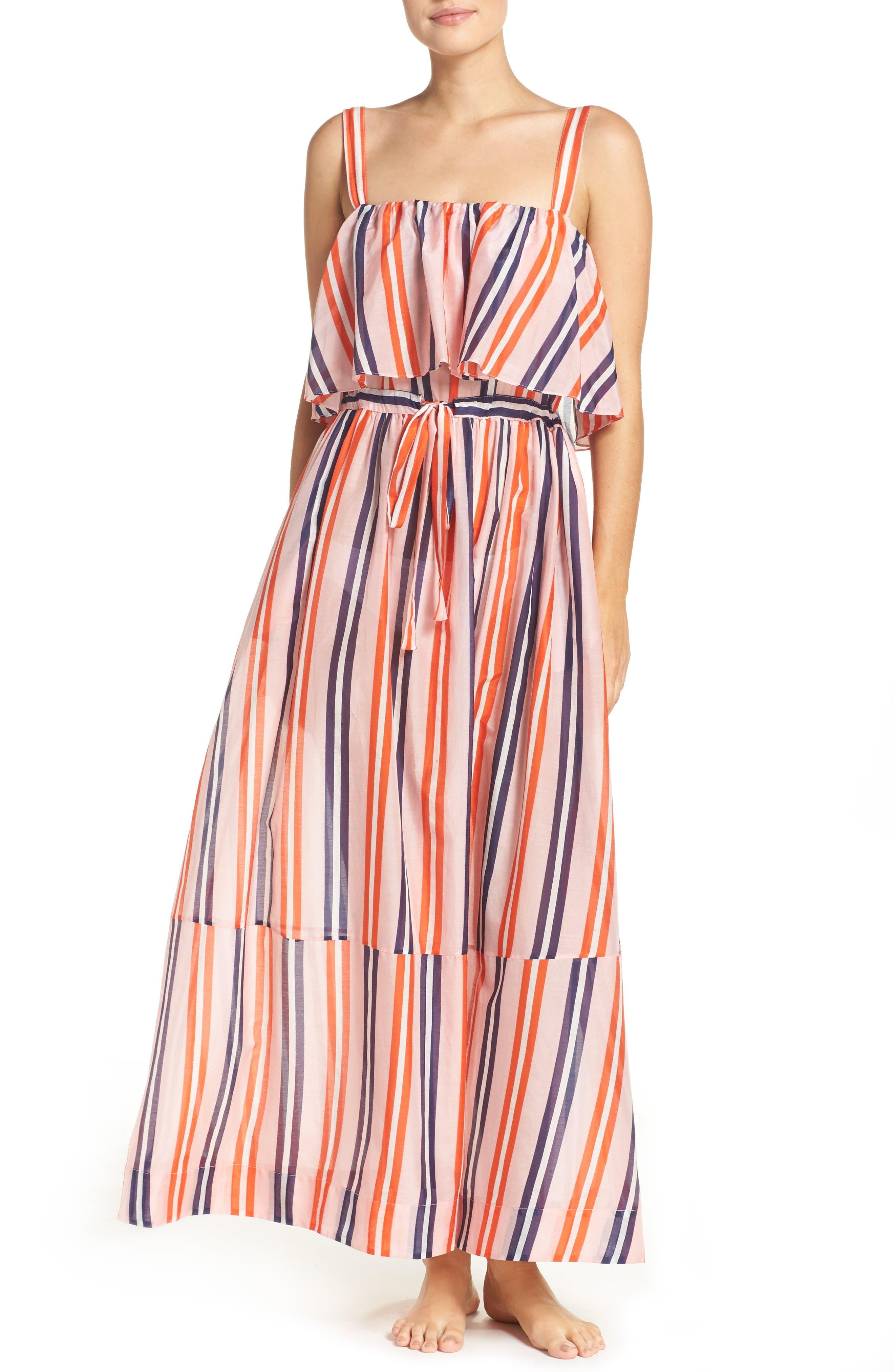 Diane von Furstenberg Popover Cover-Up Dress