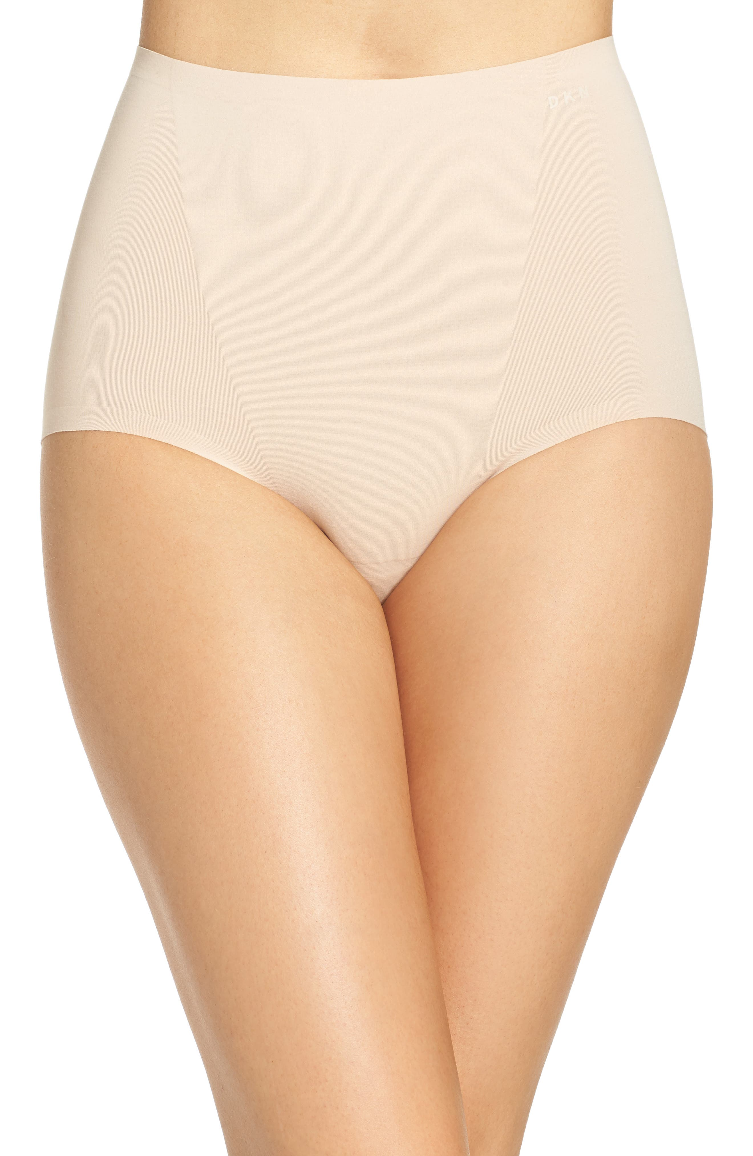 Alternate Image 1 Selected - DKNY Smoothing Briefs