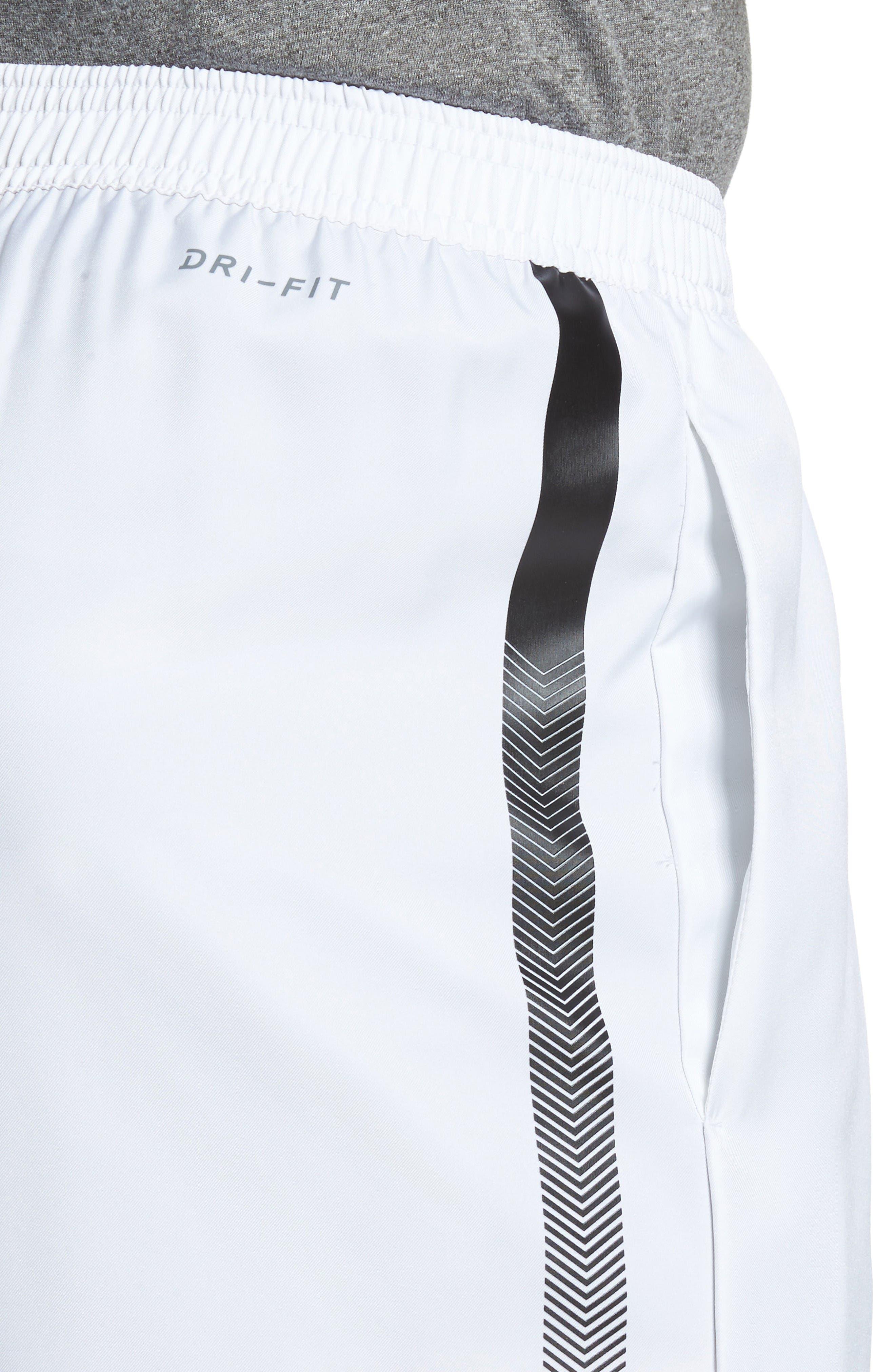 Alternate Image 4  - Nike Tennis Shorts