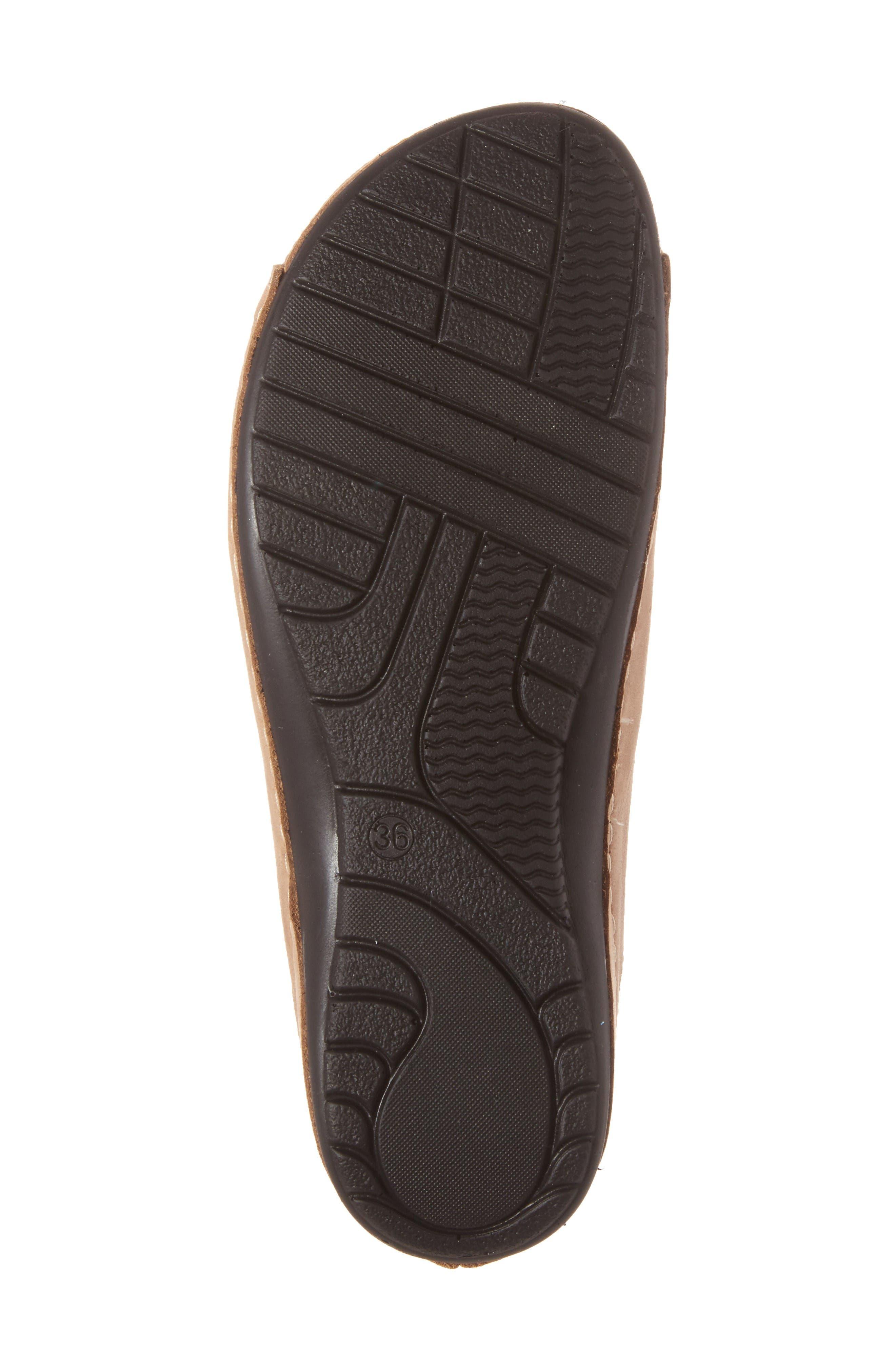 Alternate Image 4  - Napa Flex Double Strap Slide Sandal (Women)