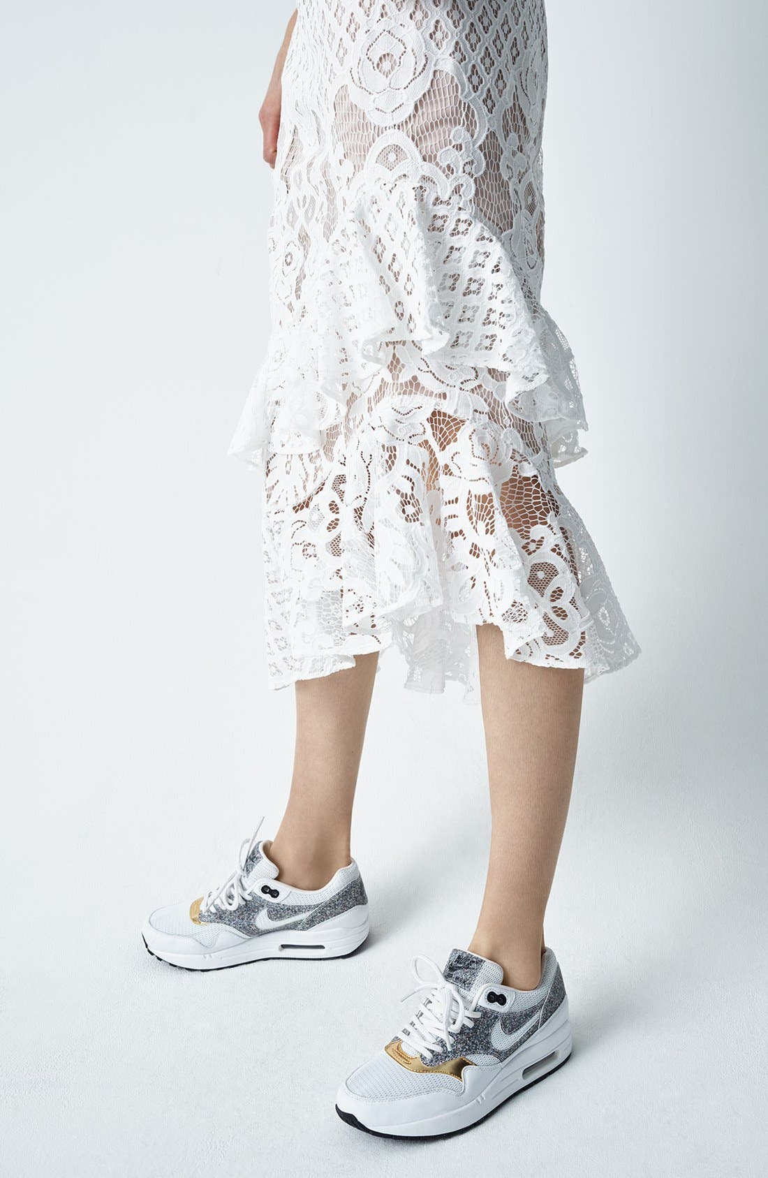 Alternate Image 5  - Nike Air Max 1 SE Sneaker (Women)