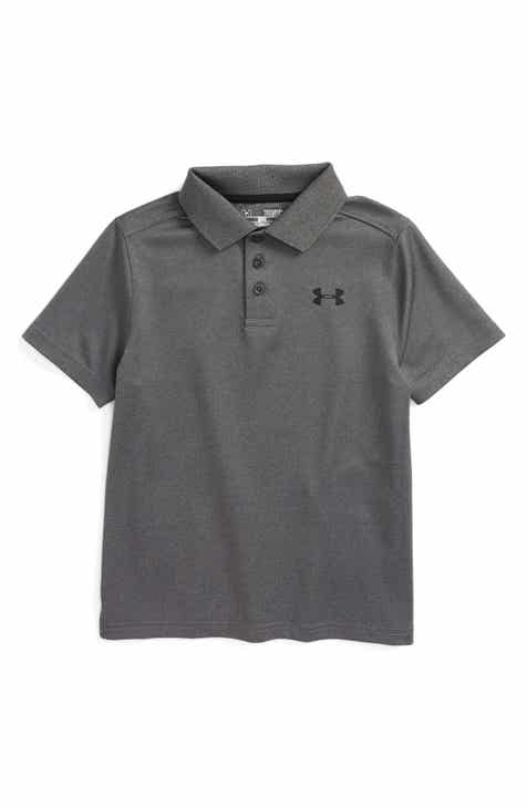 Under Armour Performance HeatGear® Polo (Little Boys   Big Boys) d438864a0