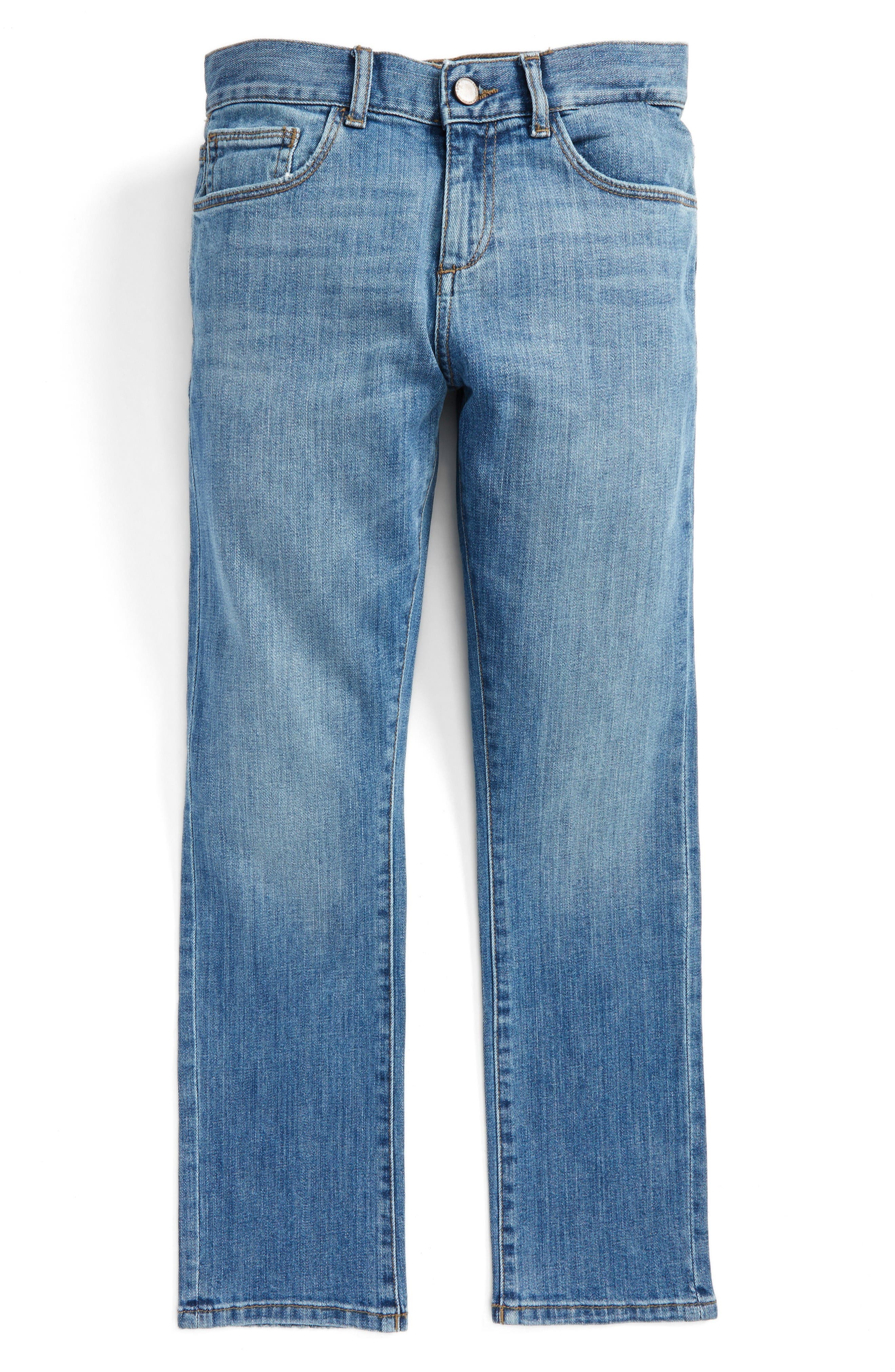 Brady Slim Fit Jeans,                         Main,                         color, Rafter