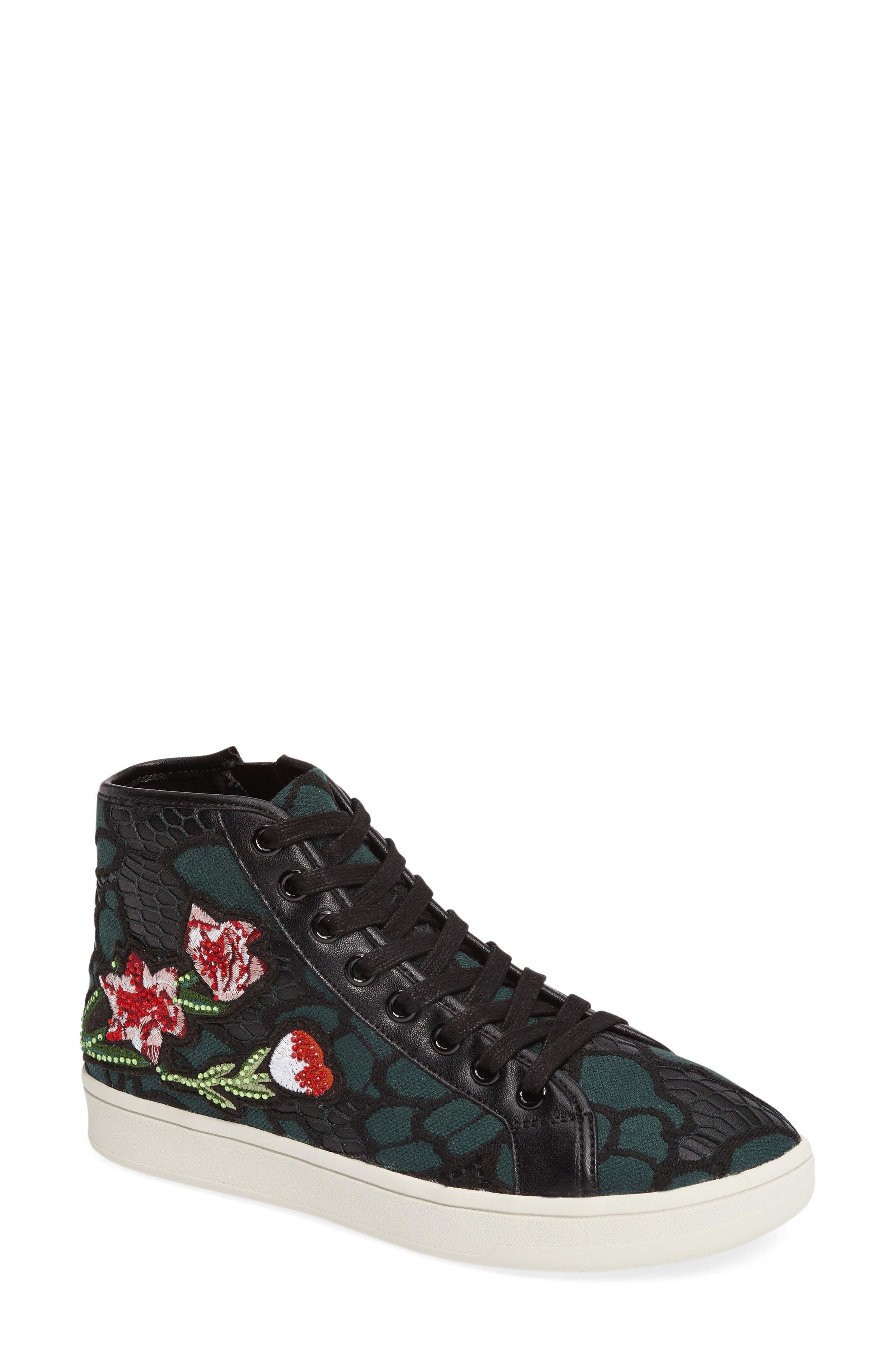 Steve Madden Allie High Top Sneaker (Women)