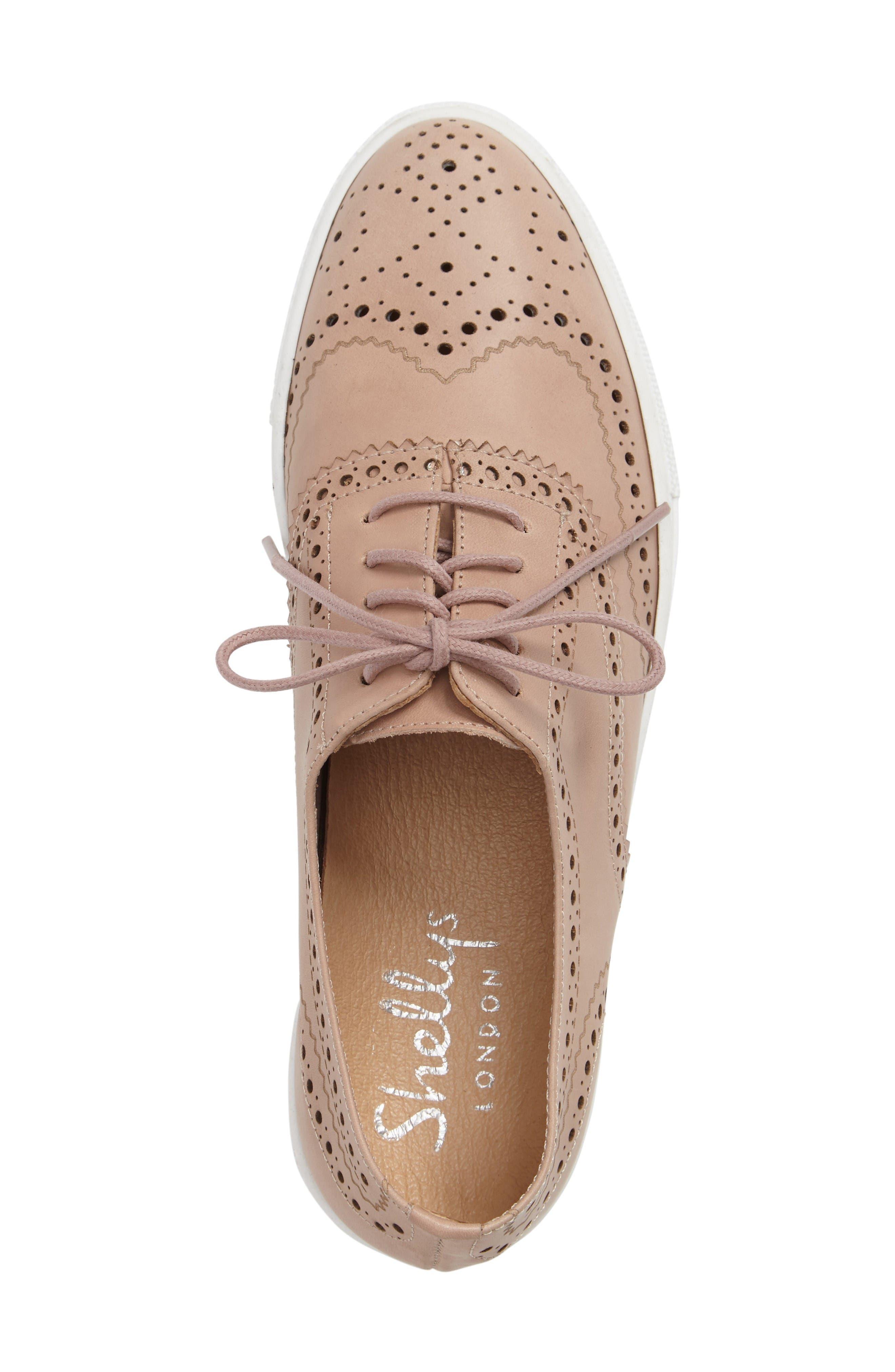 Alternate Image 3  - Shellys London Kimmie Perforated Platform Sneaker (Women)
