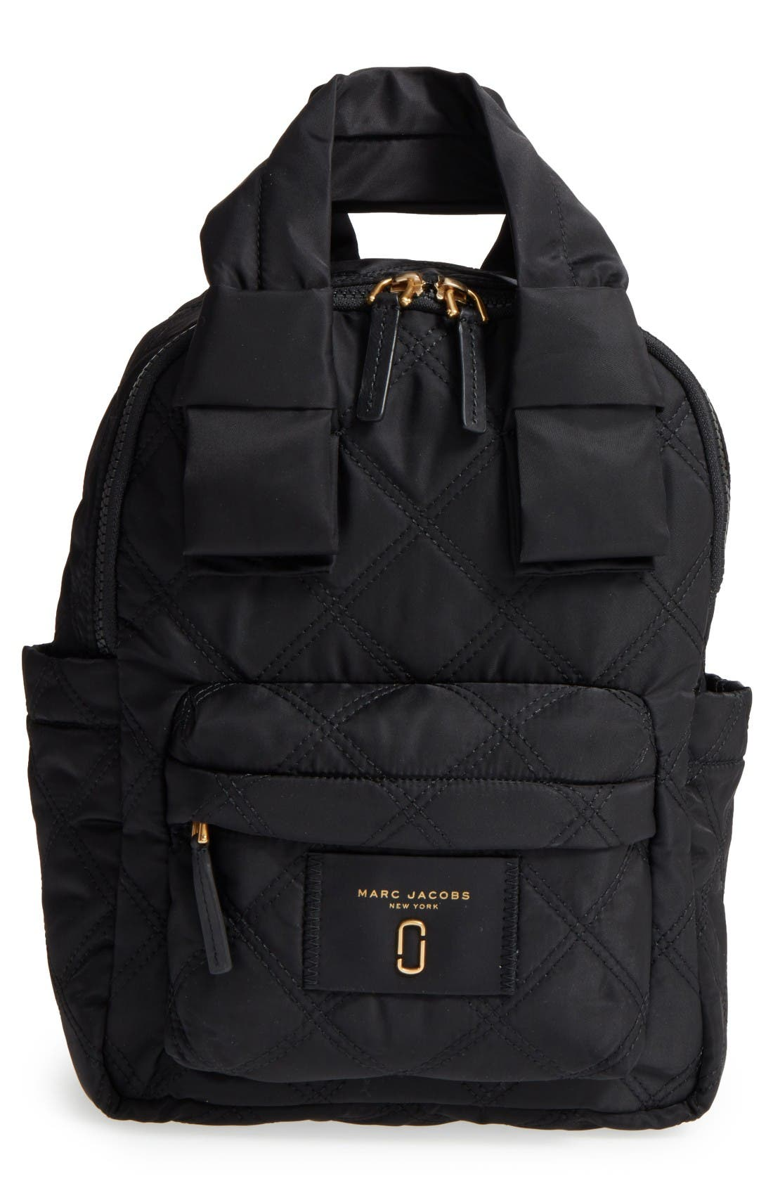 Alternate Image 1 Selected - MARC JACOBS Nylon Knot Backpack