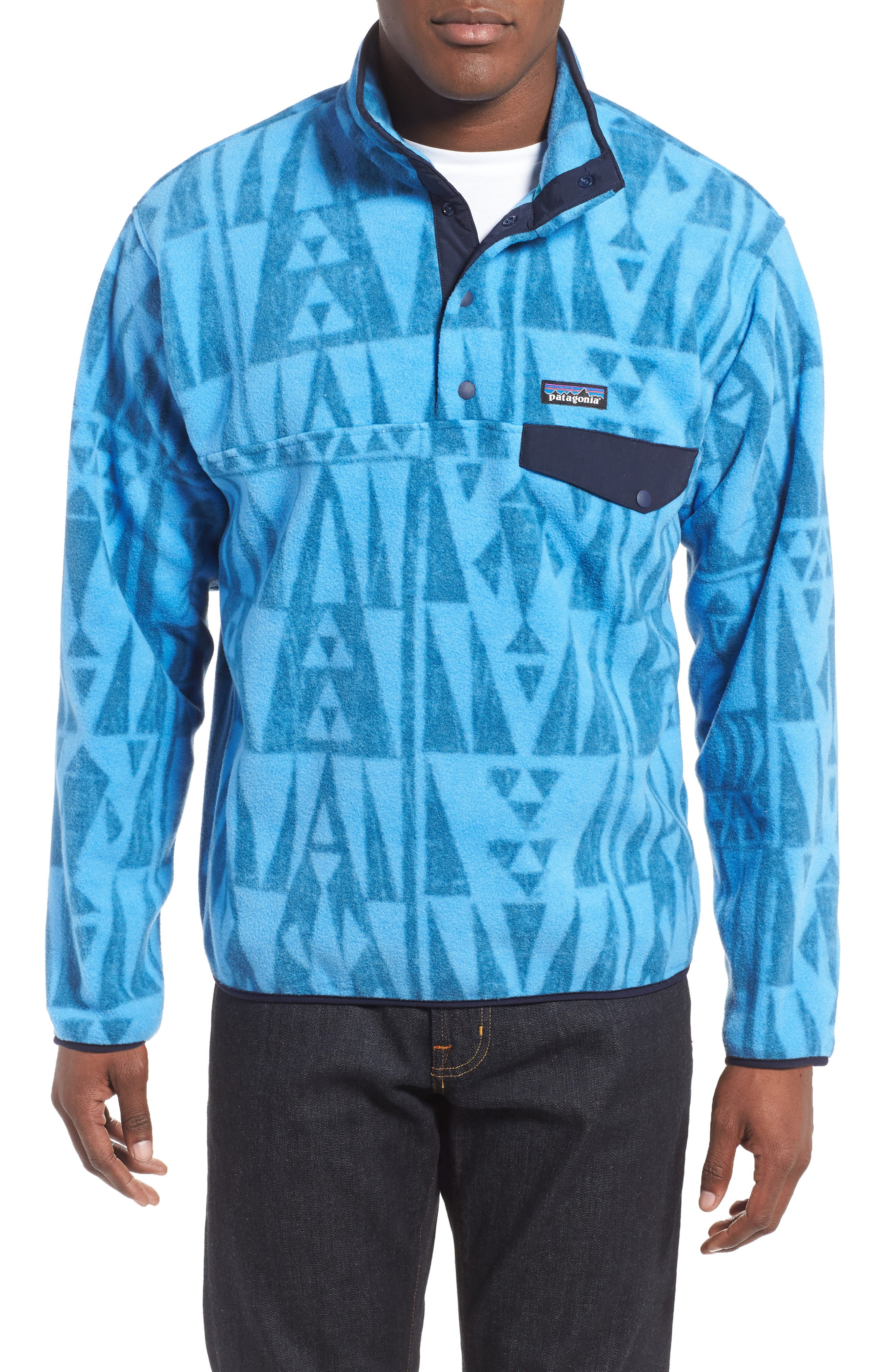 Main Image - Patagonia 'Synchilla® Snap-T' Fleece Pullover
