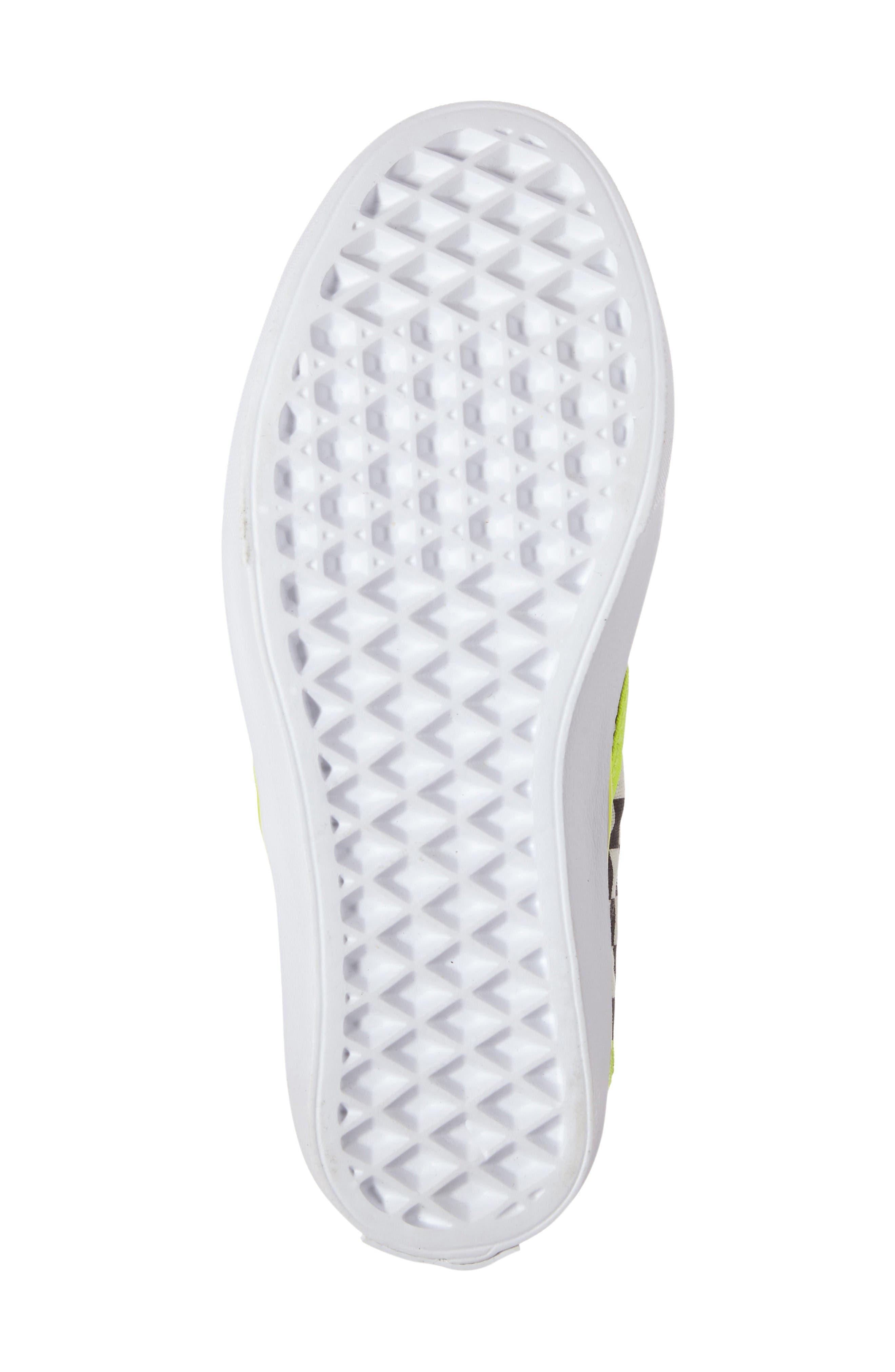 Classic Freshness Slip-On Lite Sneaker,                             Alternate thumbnail 4, color,                             Freshness Classic White/Black