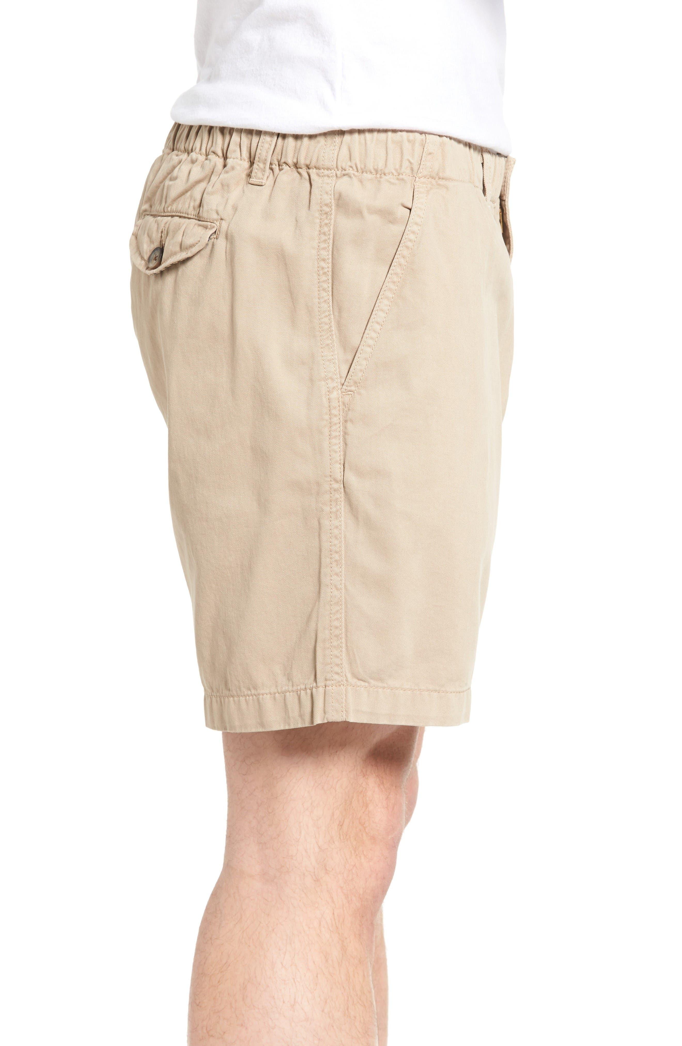 Alternate Image 3  - Vintage 1946 Washed Shorts