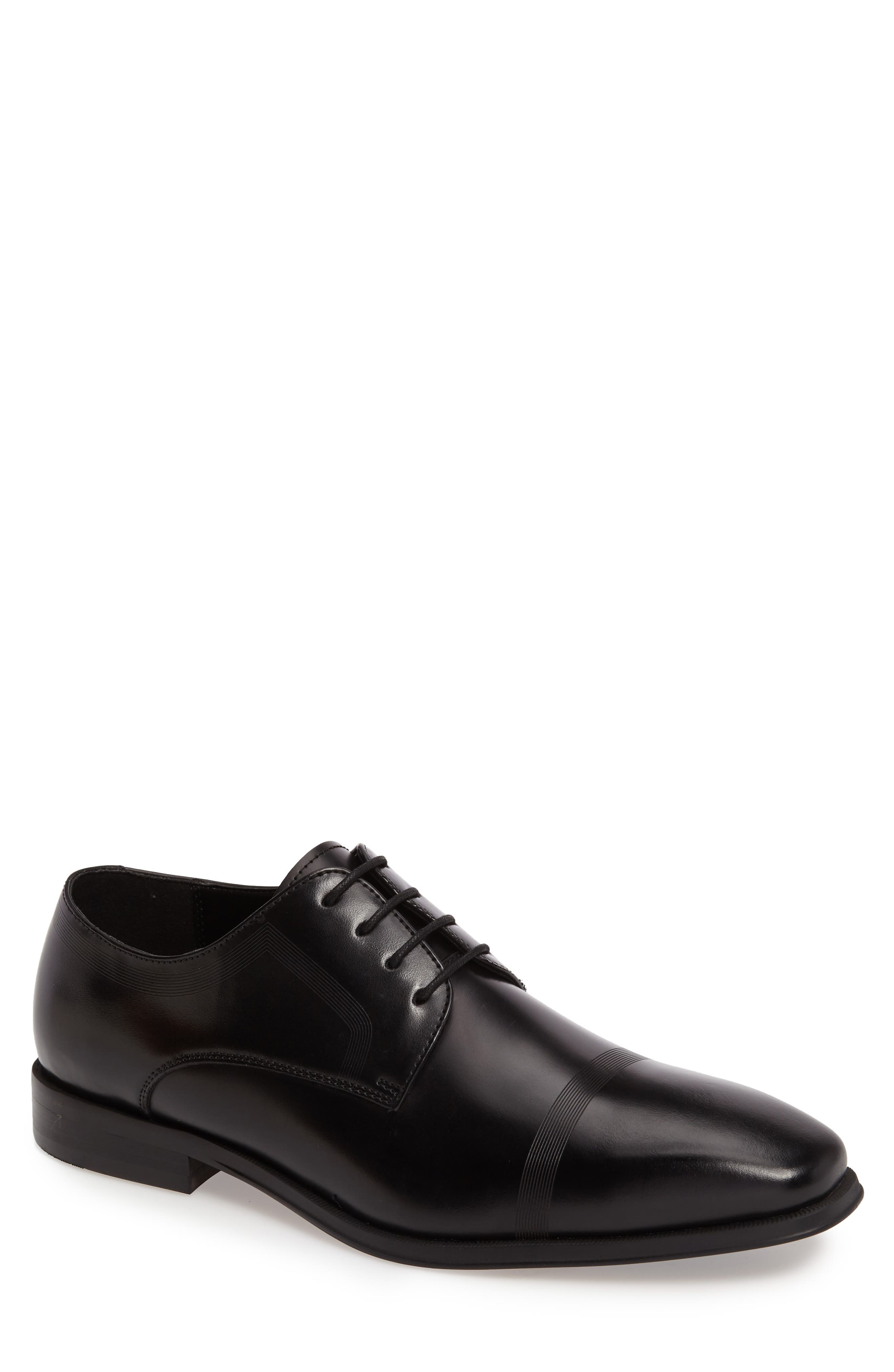 Reaction Kenneth Cole Pure Hearted Cap Toe Derby (Men)