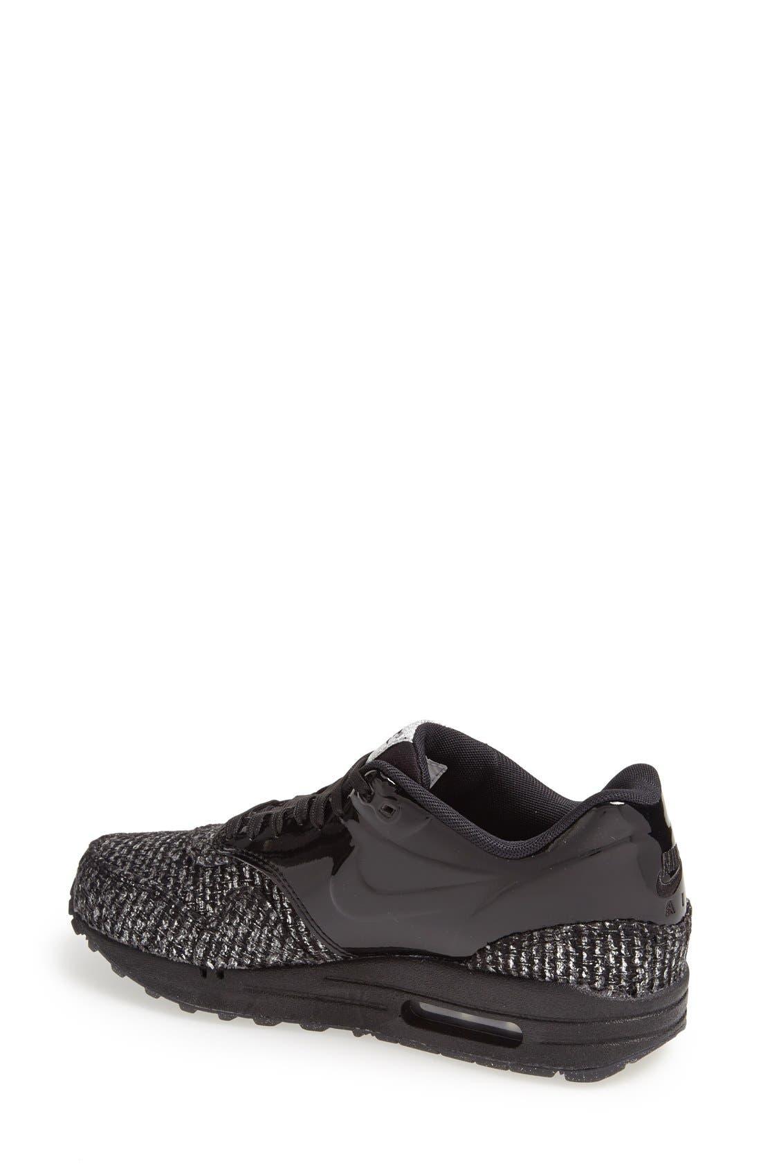 Alternate Image 2  - Nike 'Air Max 1 QS' Sneaker (Women)