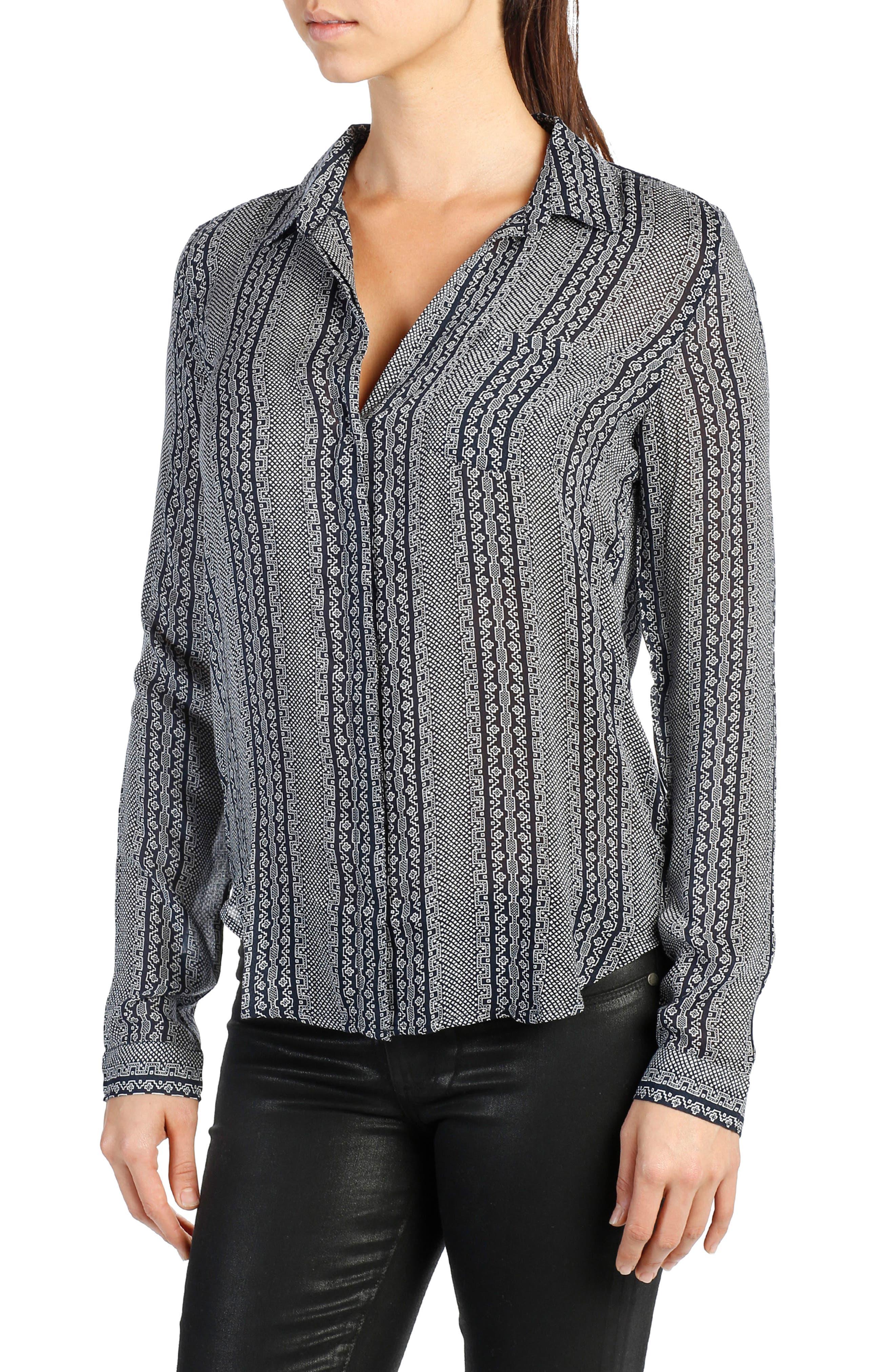 Main Image - PAIGE Everleigh Shirt